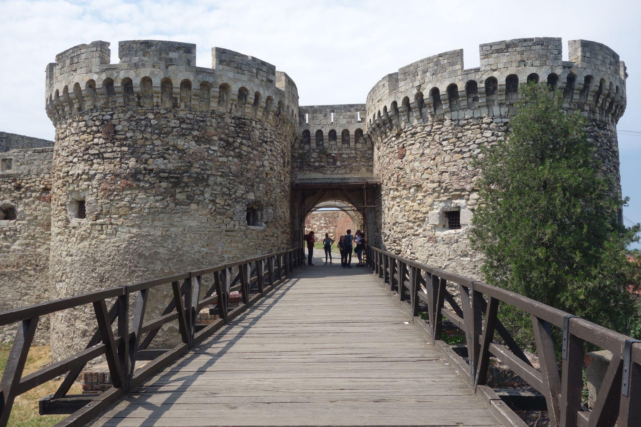 Zindan Gate Belgrade Fortress, Belgrade, Serbia