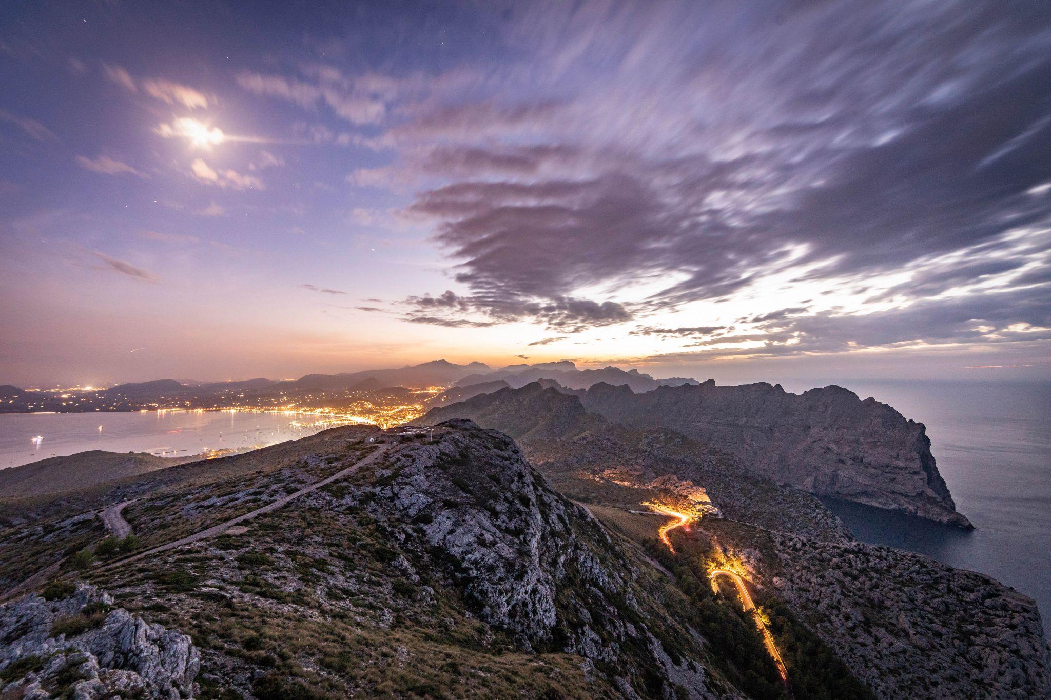 Albercutx Watchtower View, Spain