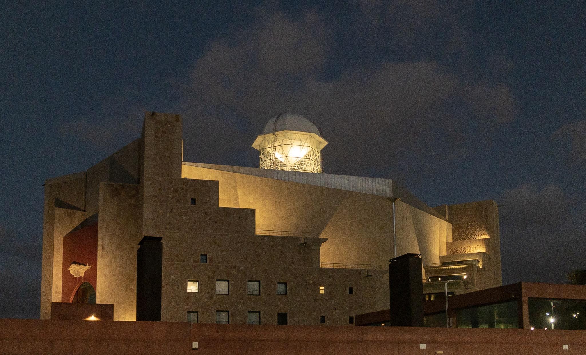 Alfredo Kraus Auditorium, Spain