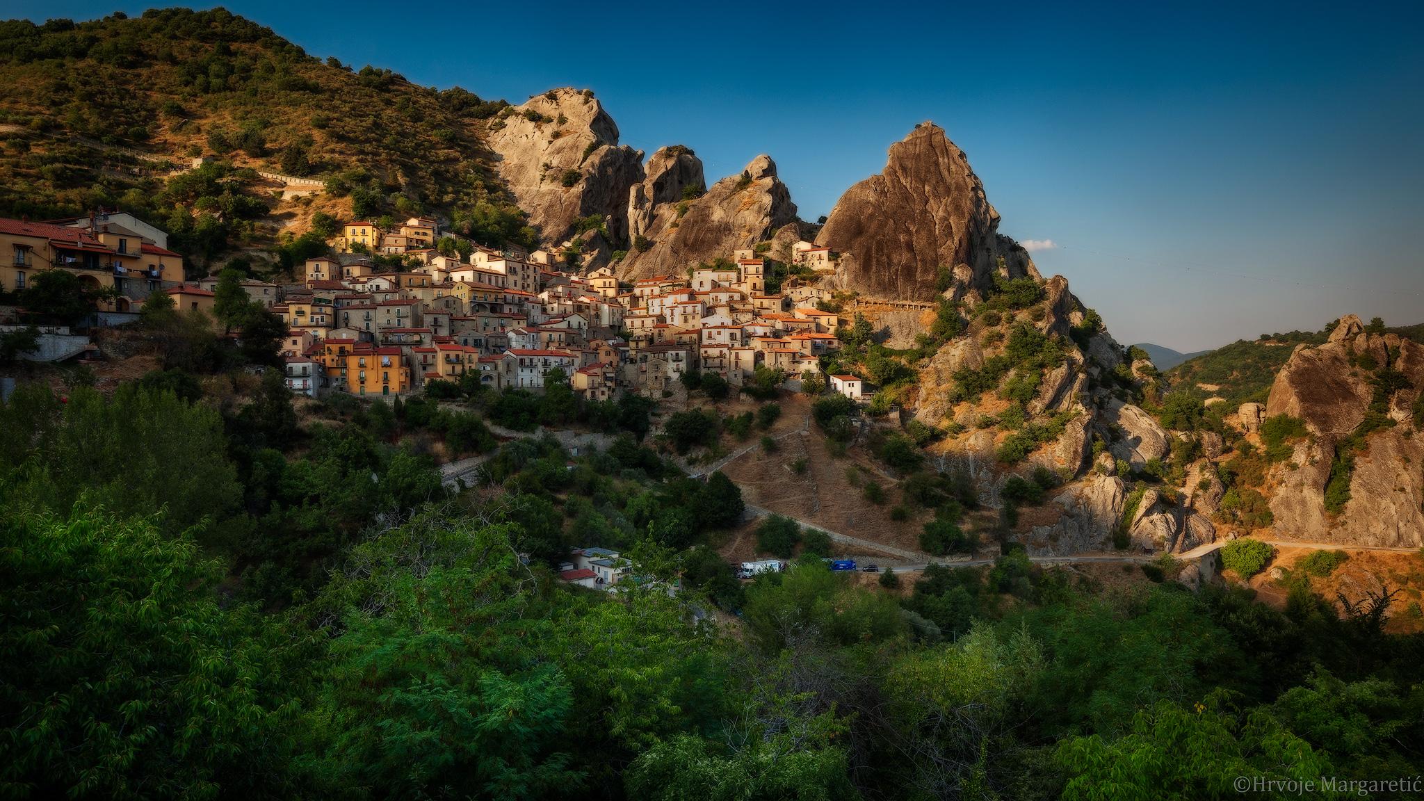 Castelmezzano point of view, Italy
