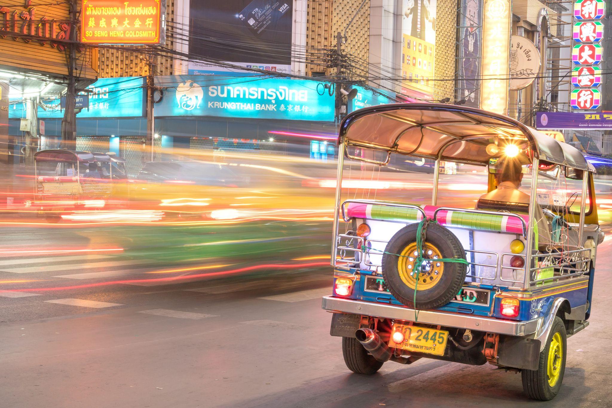 China Town Bangkok, Thailand