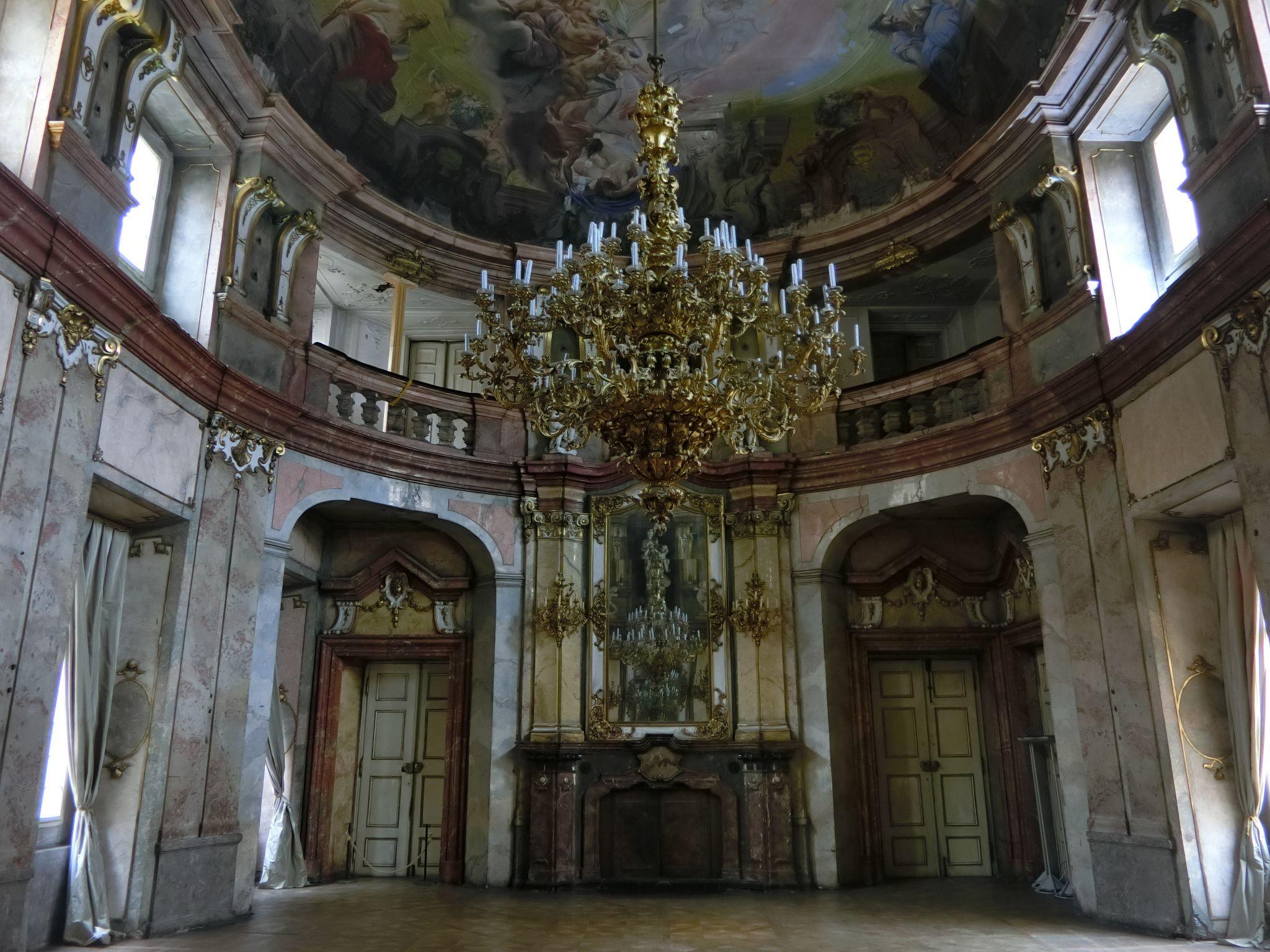 Colloredo-Mansfeld Palace, Czech Republic