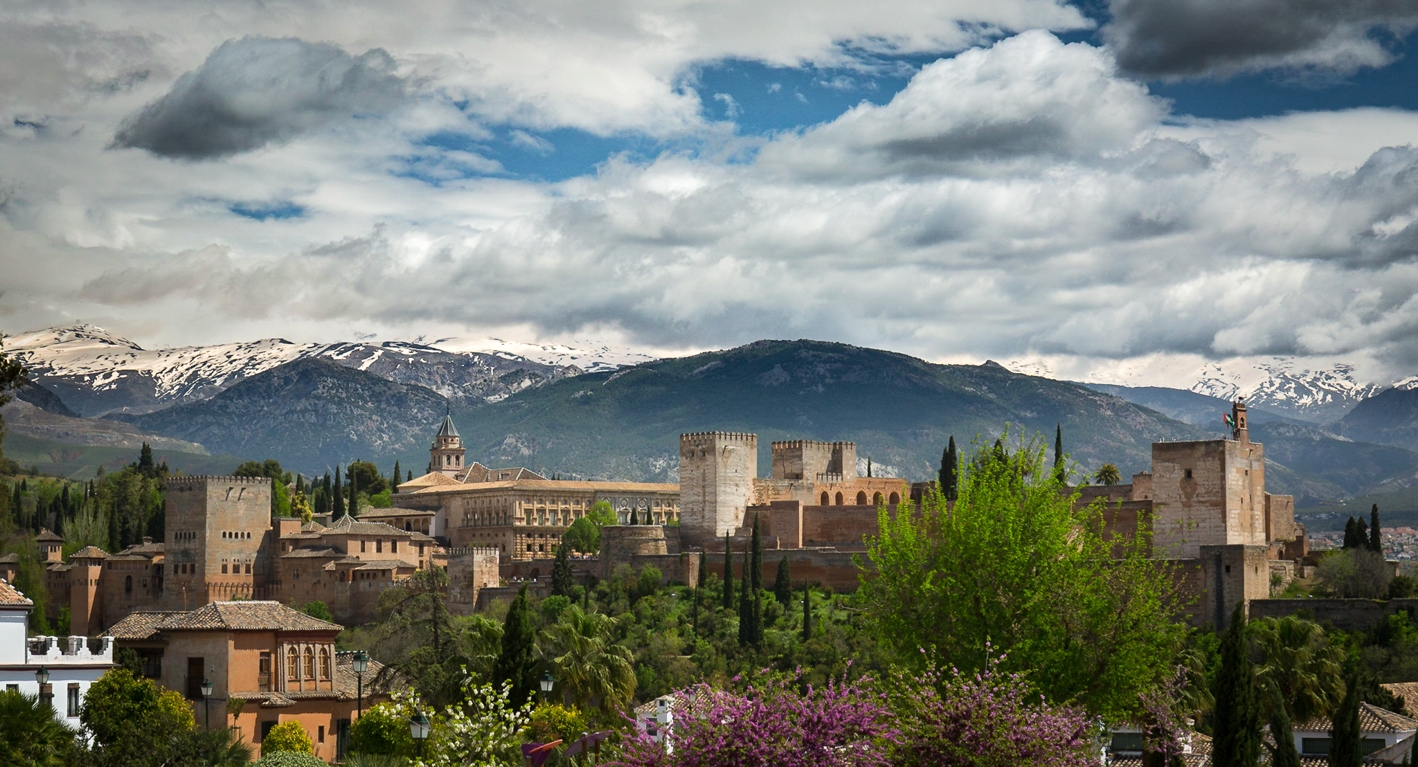 Granada's Alhambra, Spain