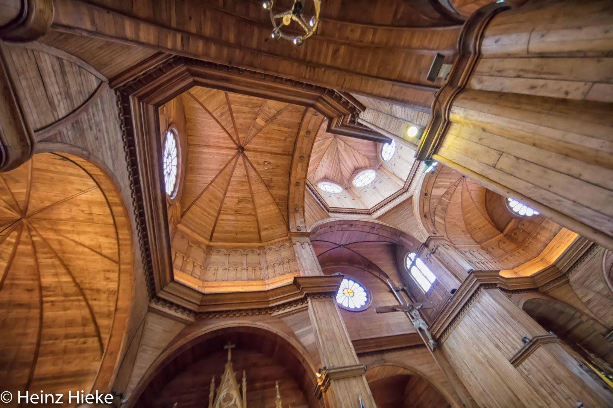 Iglesia de San Francisco, Chile