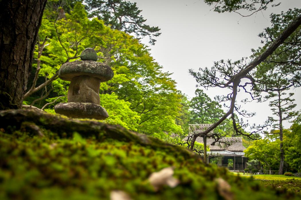 Japanese Garden Nara, Japan