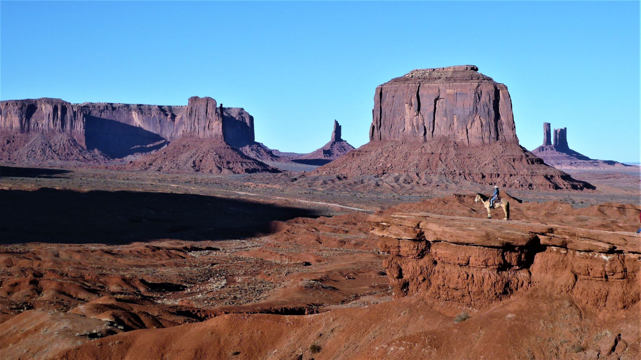 John Ford Point, Monument Valley, USA, USA