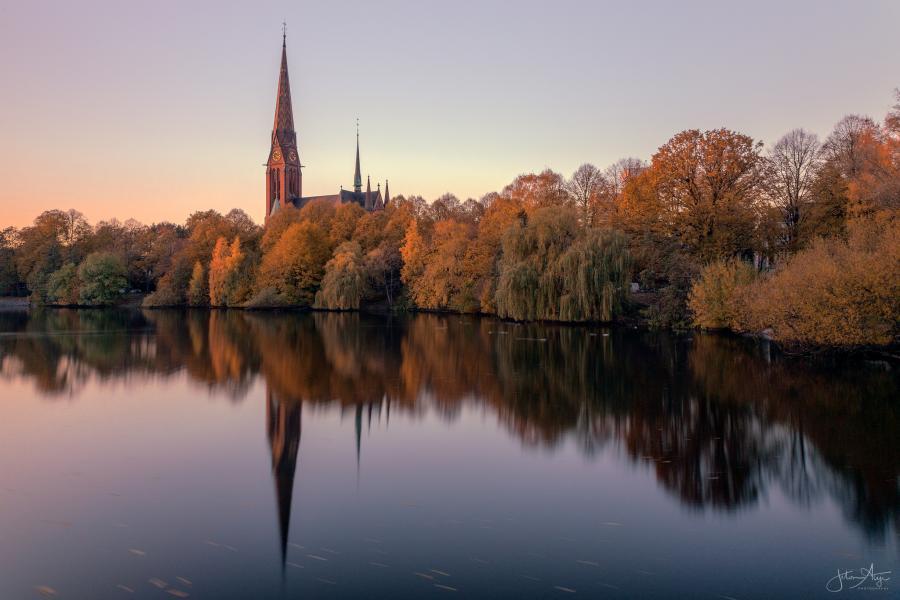 Kuhmühlenteich Hamburg