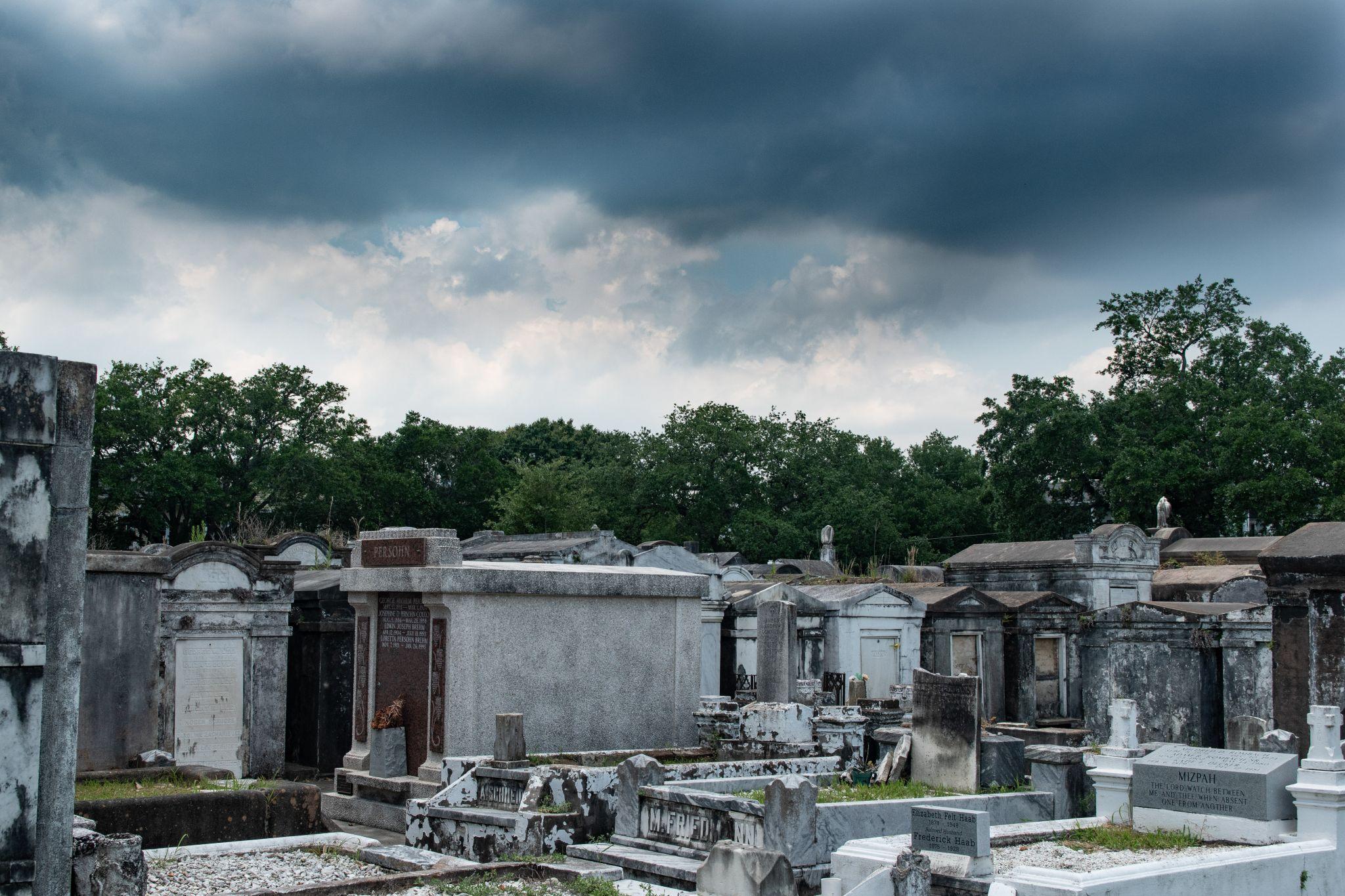 Lafayette Cemetery No. 1, USA