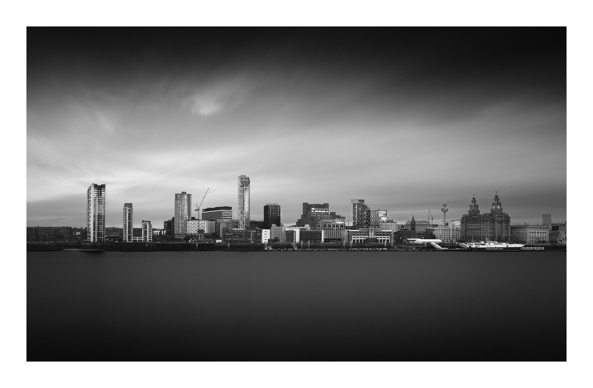 Liverpool Skyline, United Kingdom