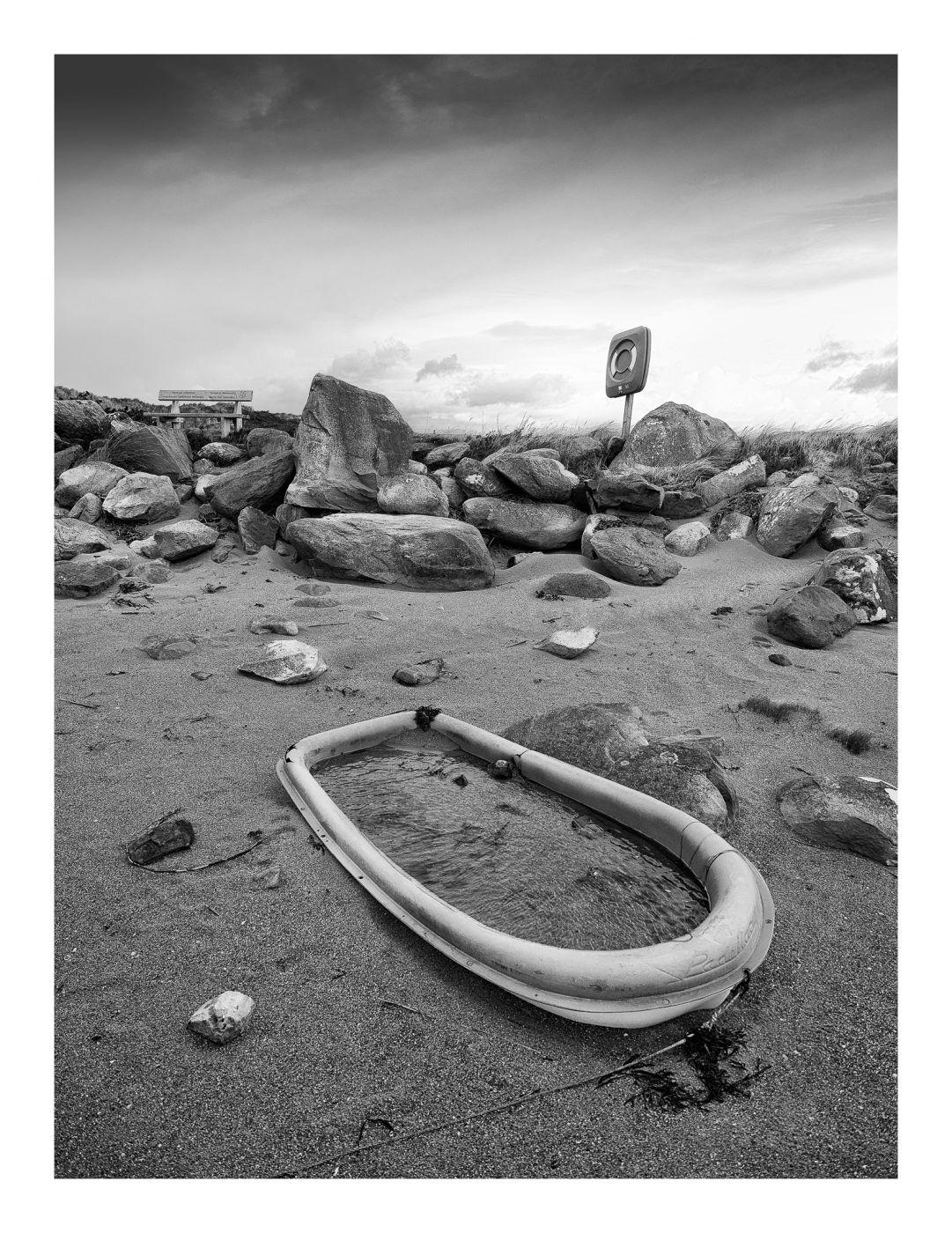 Llandanwg Estuary, United Kingdom