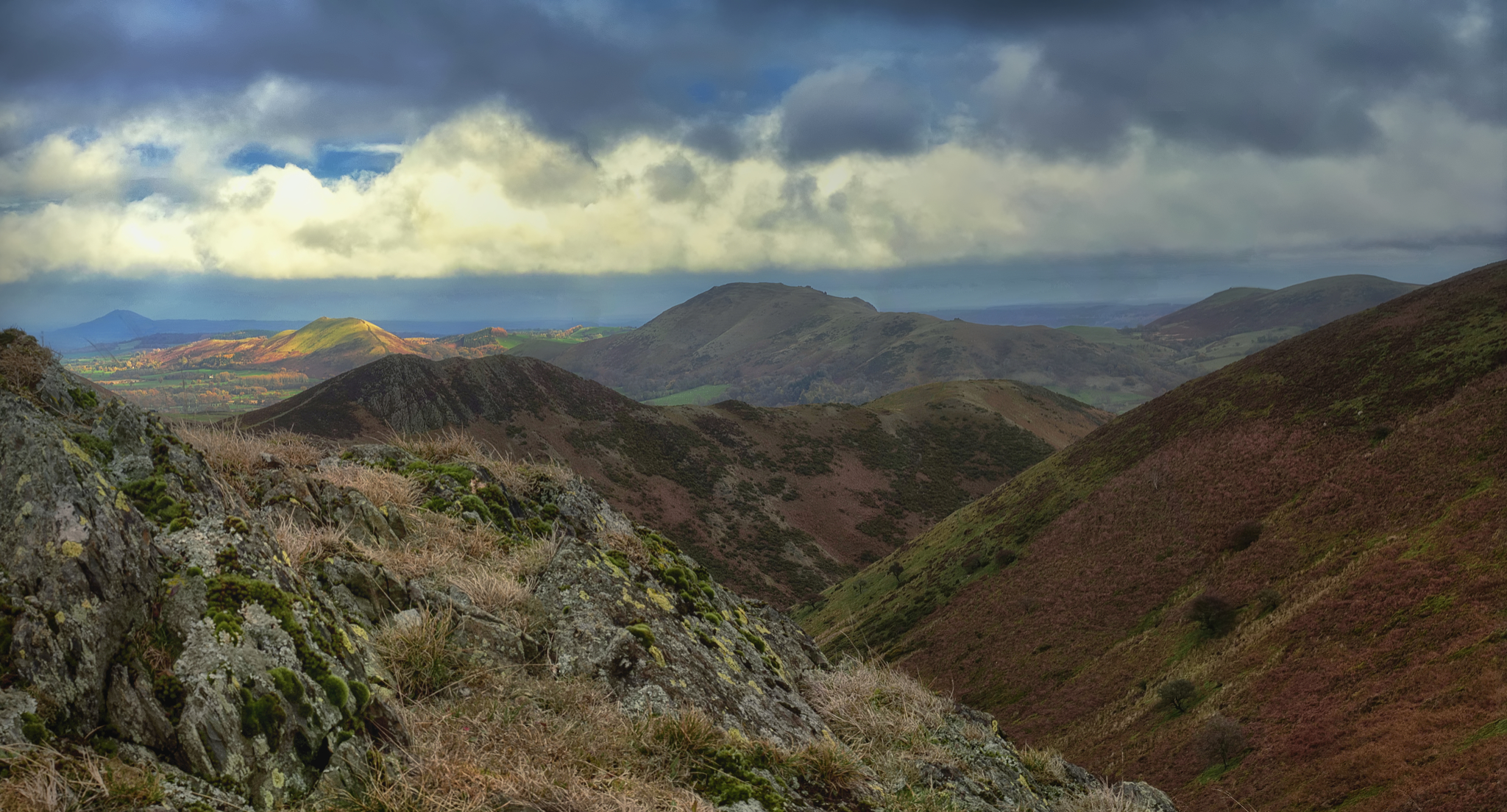 Long Mynd, Church Stretton, United Kingdom