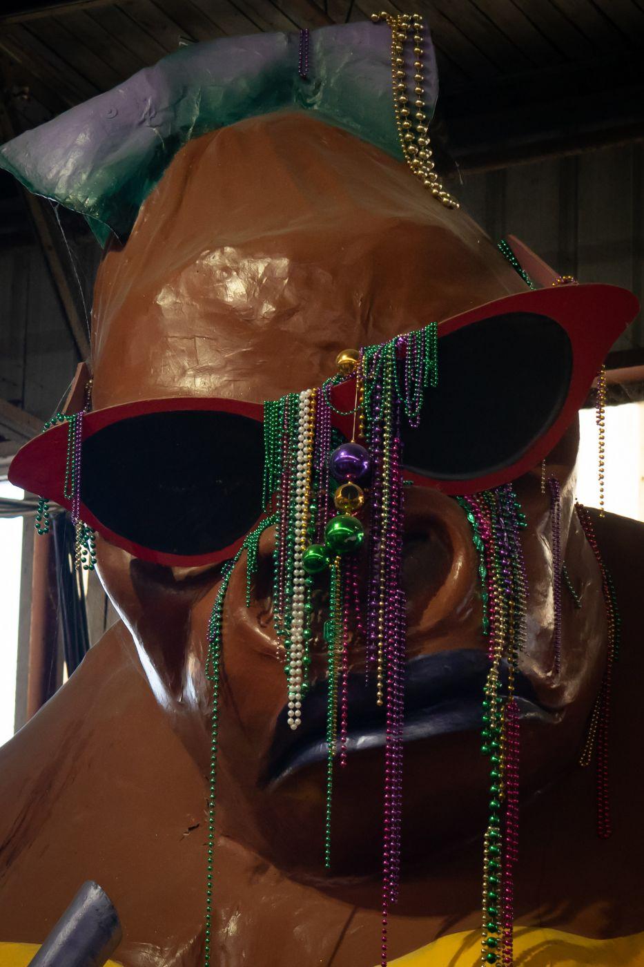 Mardi Gras World, USA
