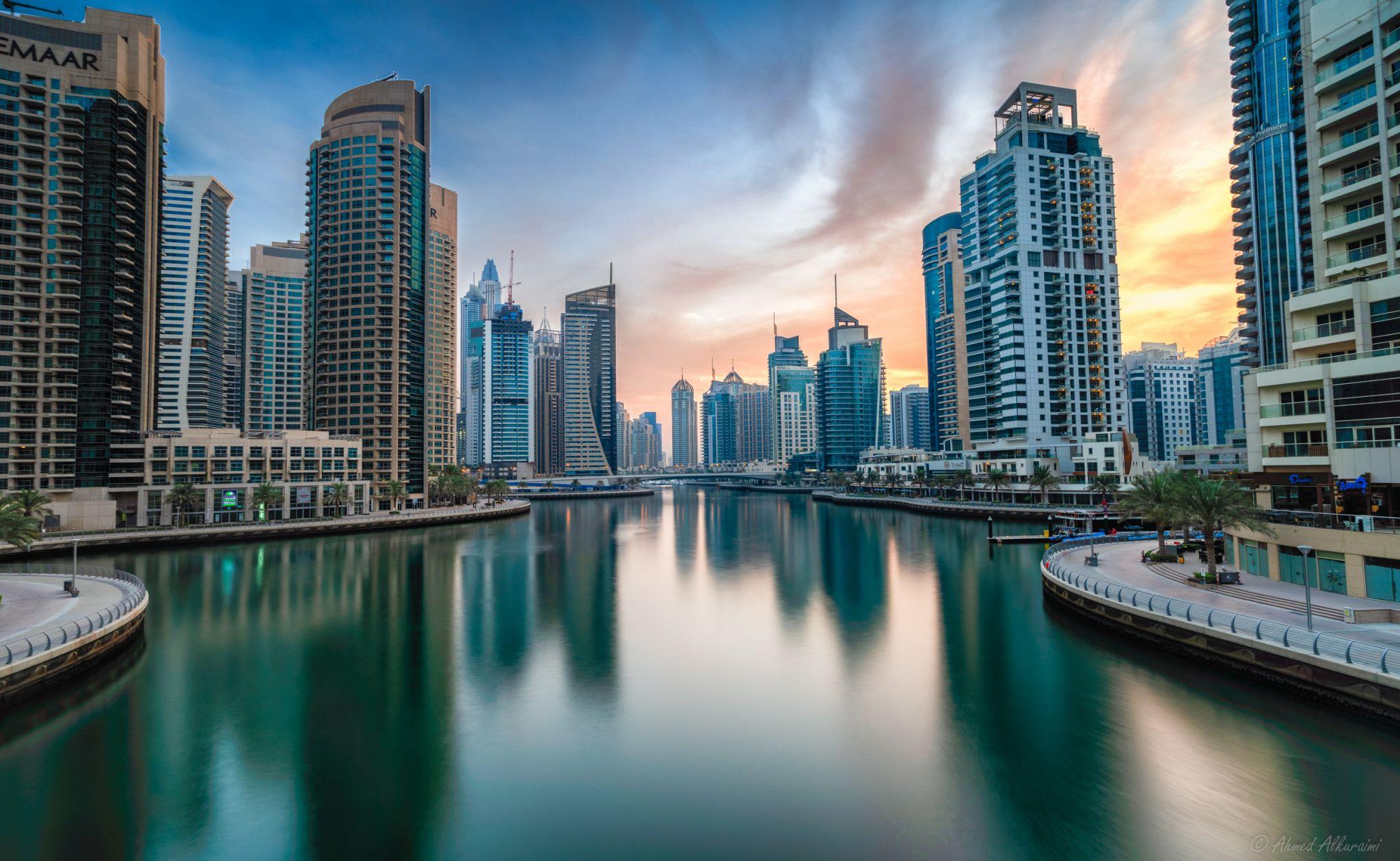 Marina Sunrise, United Arab Emirates