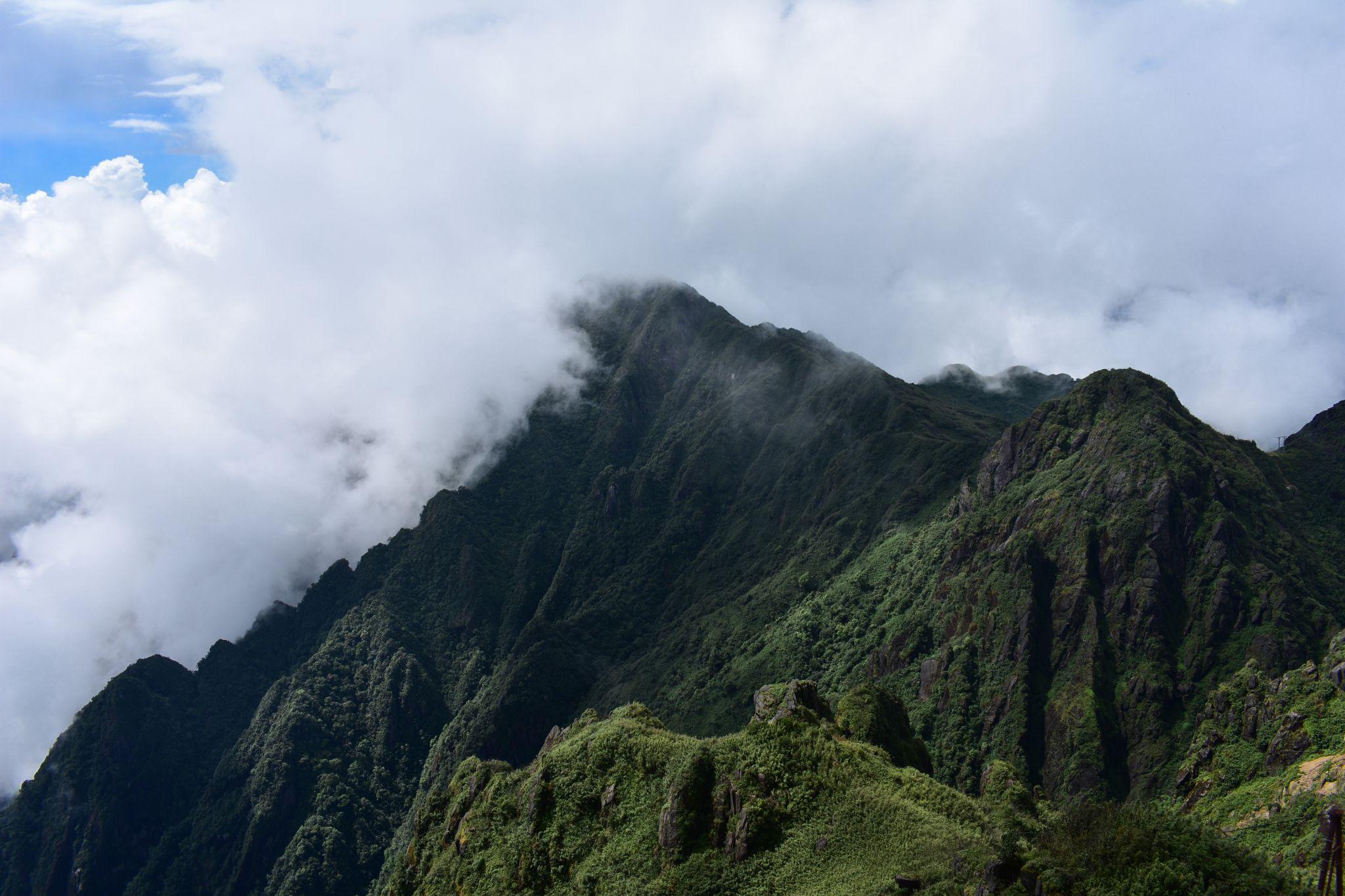 Mount Fansipan, Vietnam