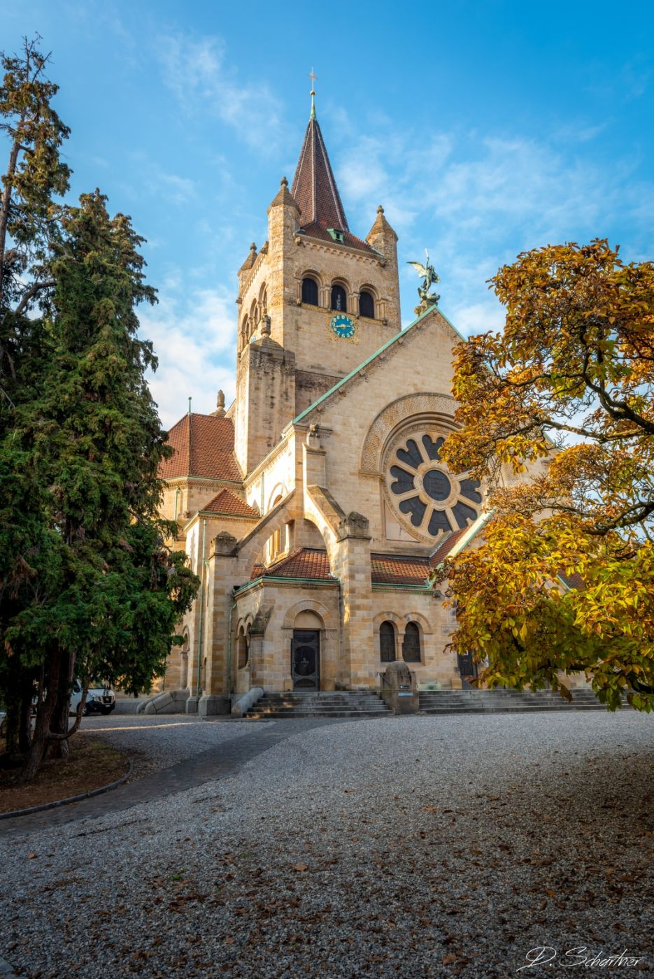 Paulus church, Switzerland