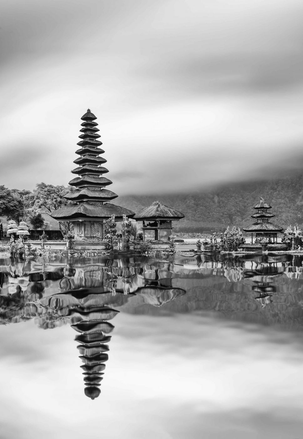 Pura Ulun Dano Bratan, Indonesia