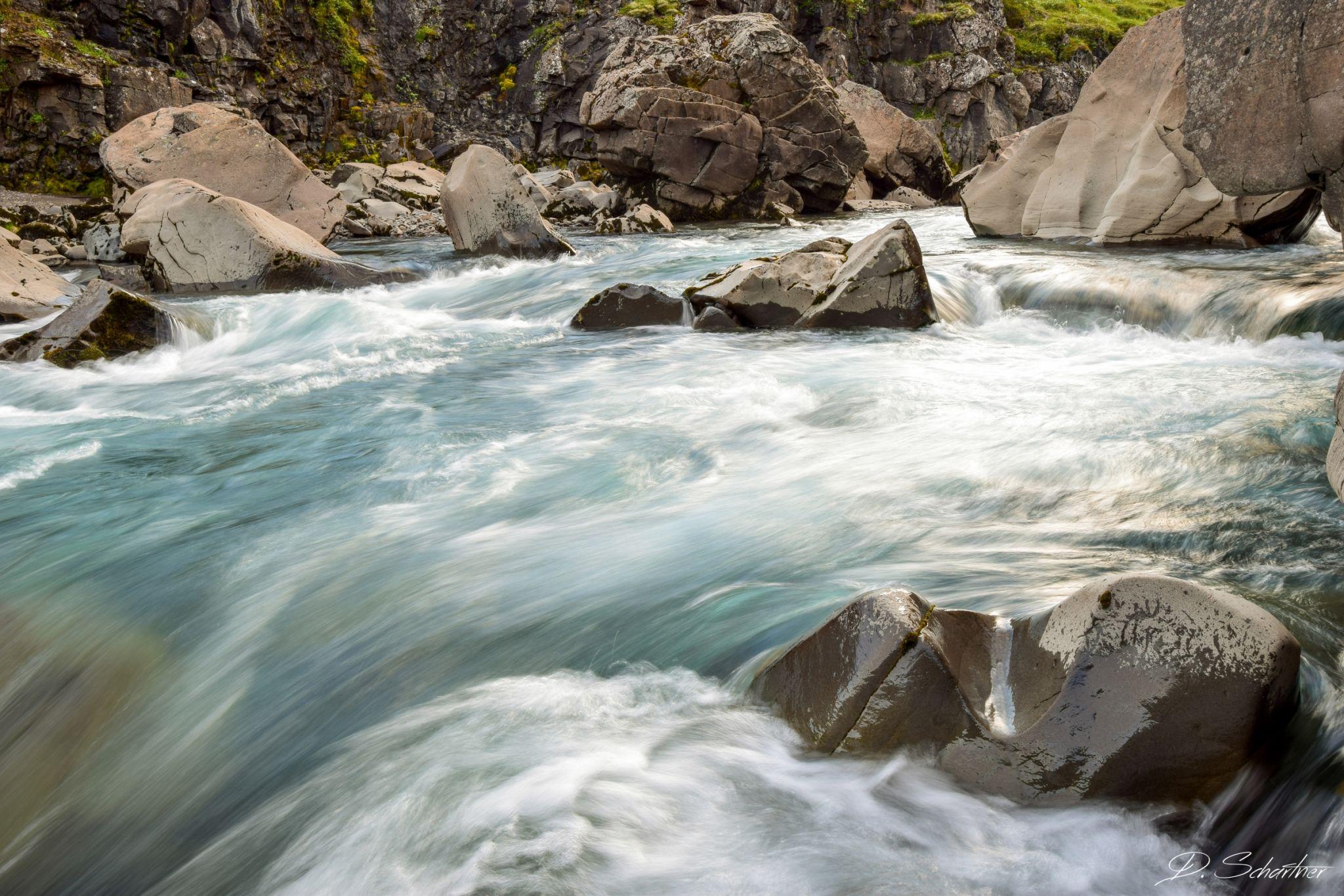 River, Iceland