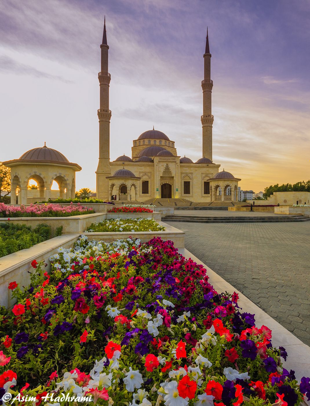 Sultan Said Bin Taymur Masjid, Oman