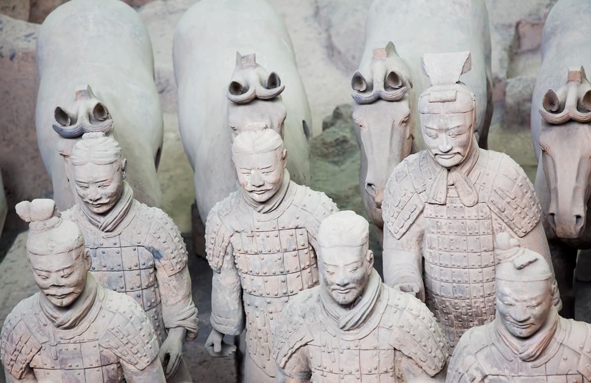 Terrakottaarmee, China