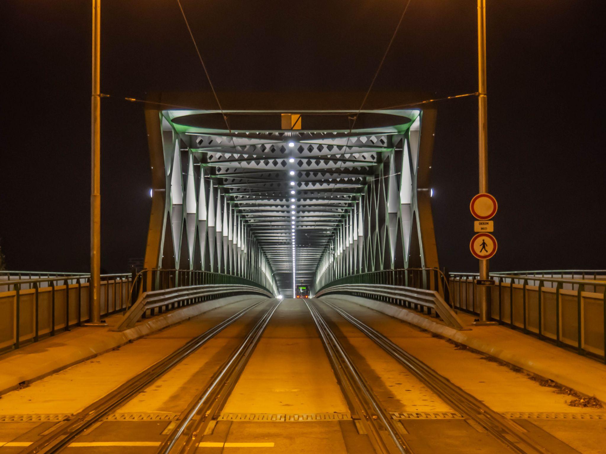 Tunnel bridge, Slovakia (Slovak Republic)