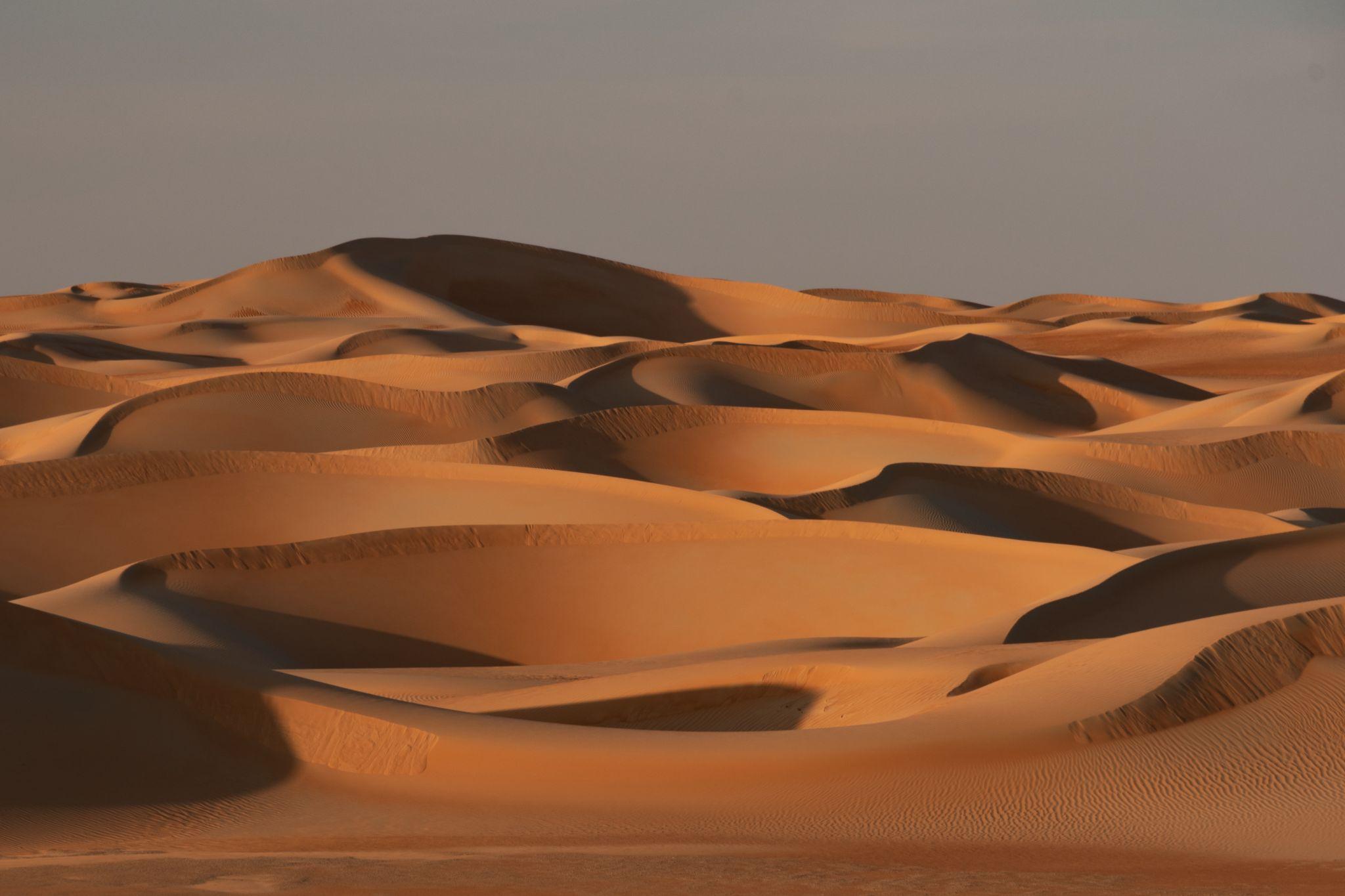 Empty Quarter Desert, United Arab Emirates