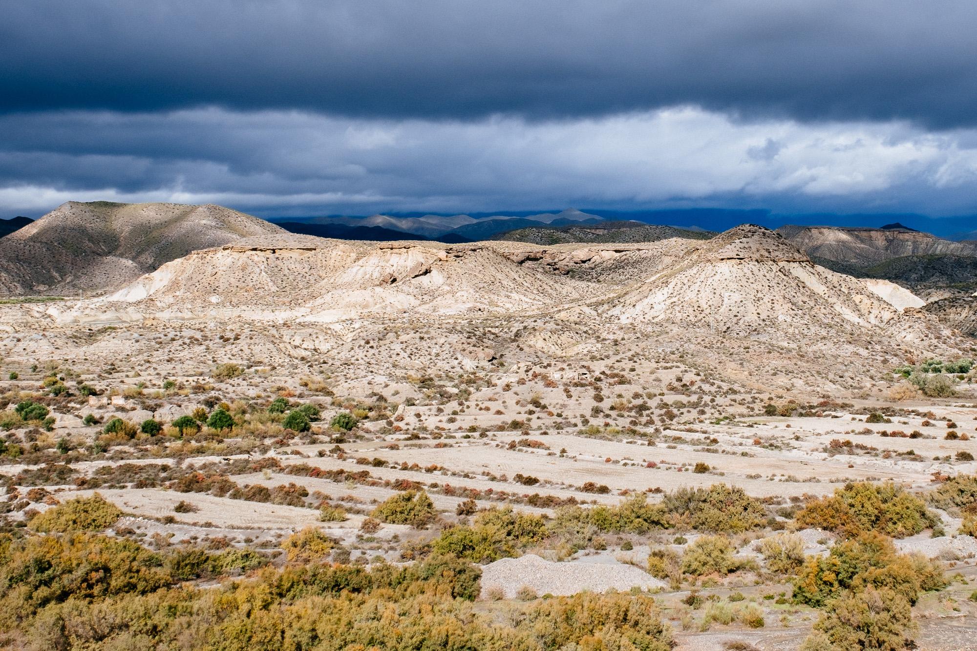 Fort Bravo Mountains, Spain