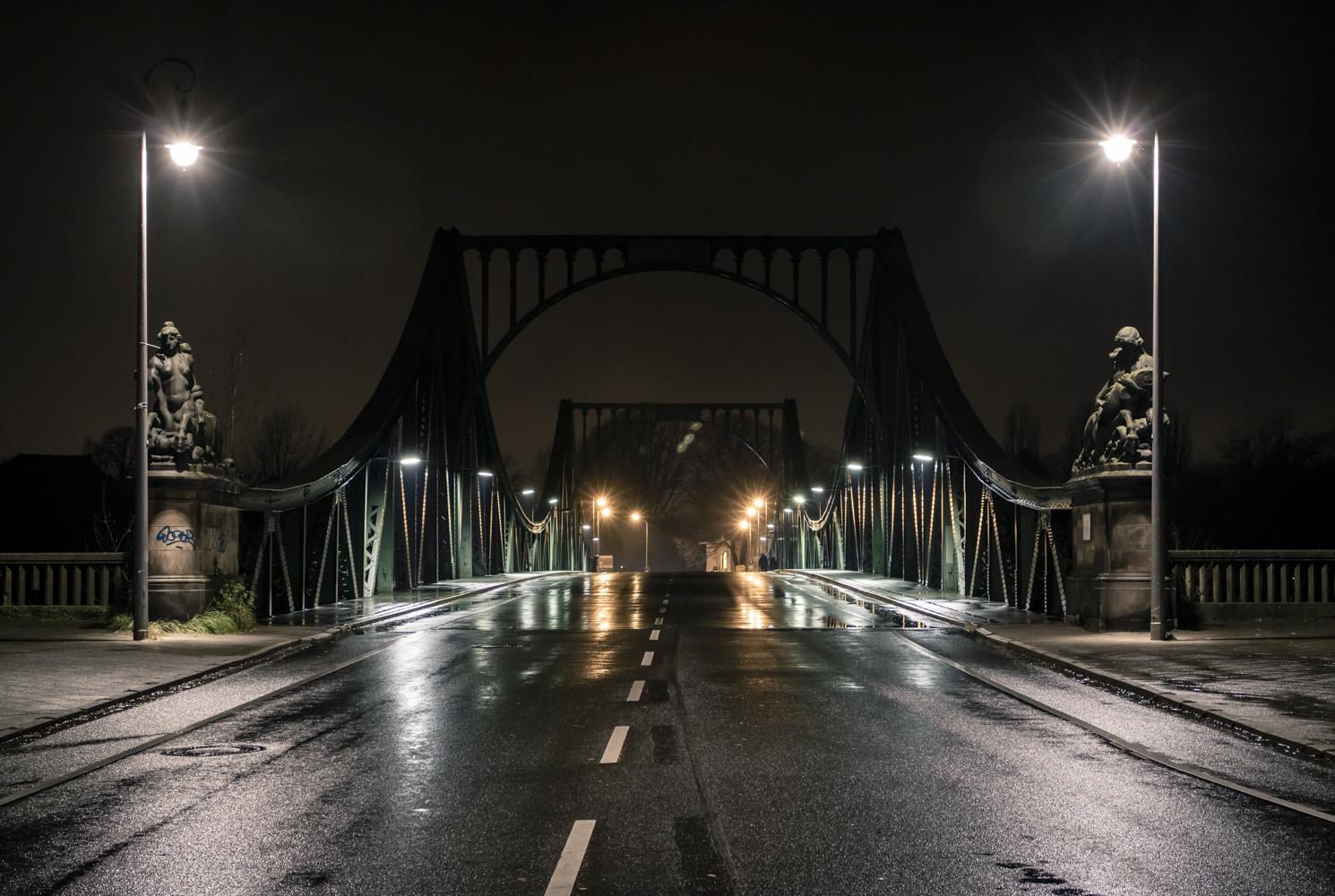 Gleinicker Brücke (Bridge of spies), Germany