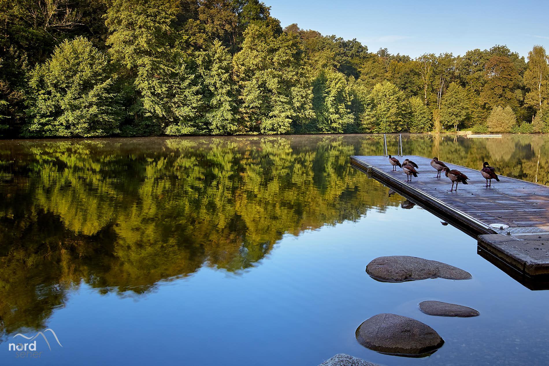 Kirchheimer Seenplatte, Germany