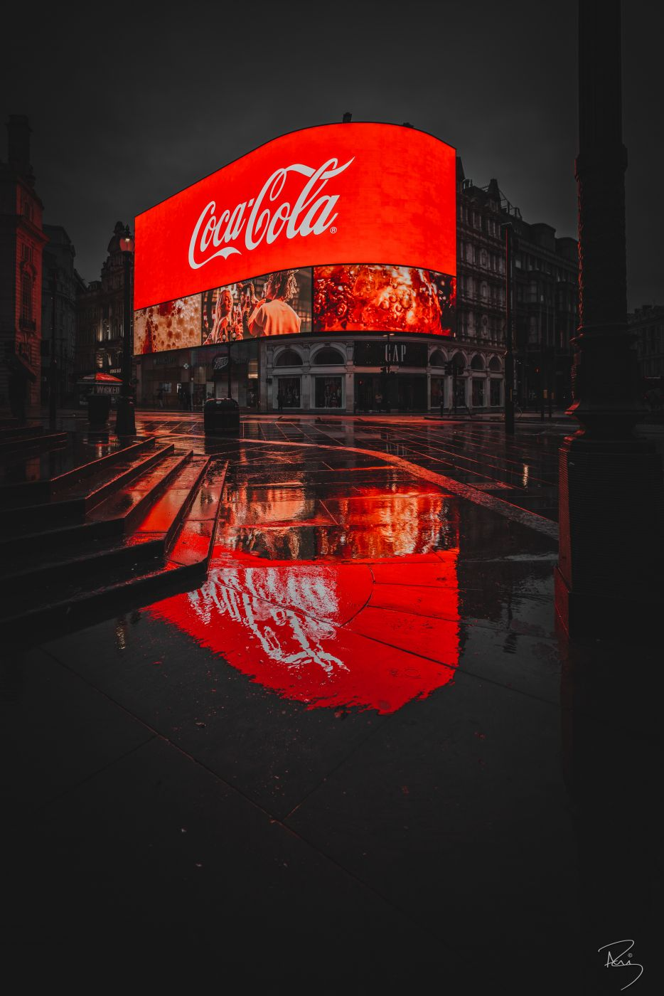 Piccadilly Circus, United Kingdom