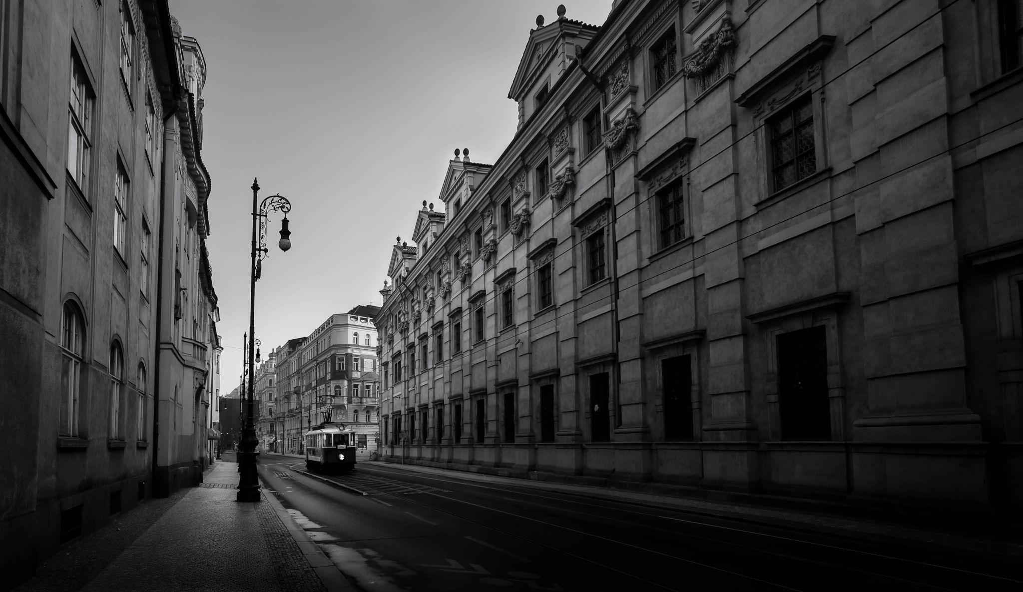 Prague Cityscape, Czech Republic