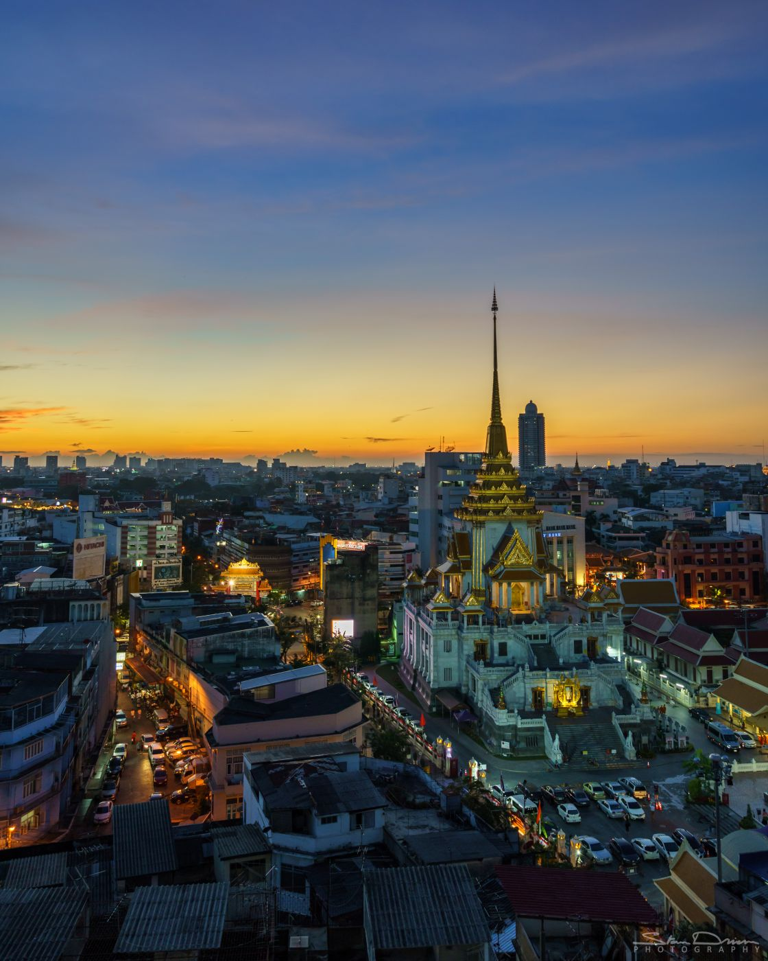 Prime Central Hotel Rooftop, Thailand