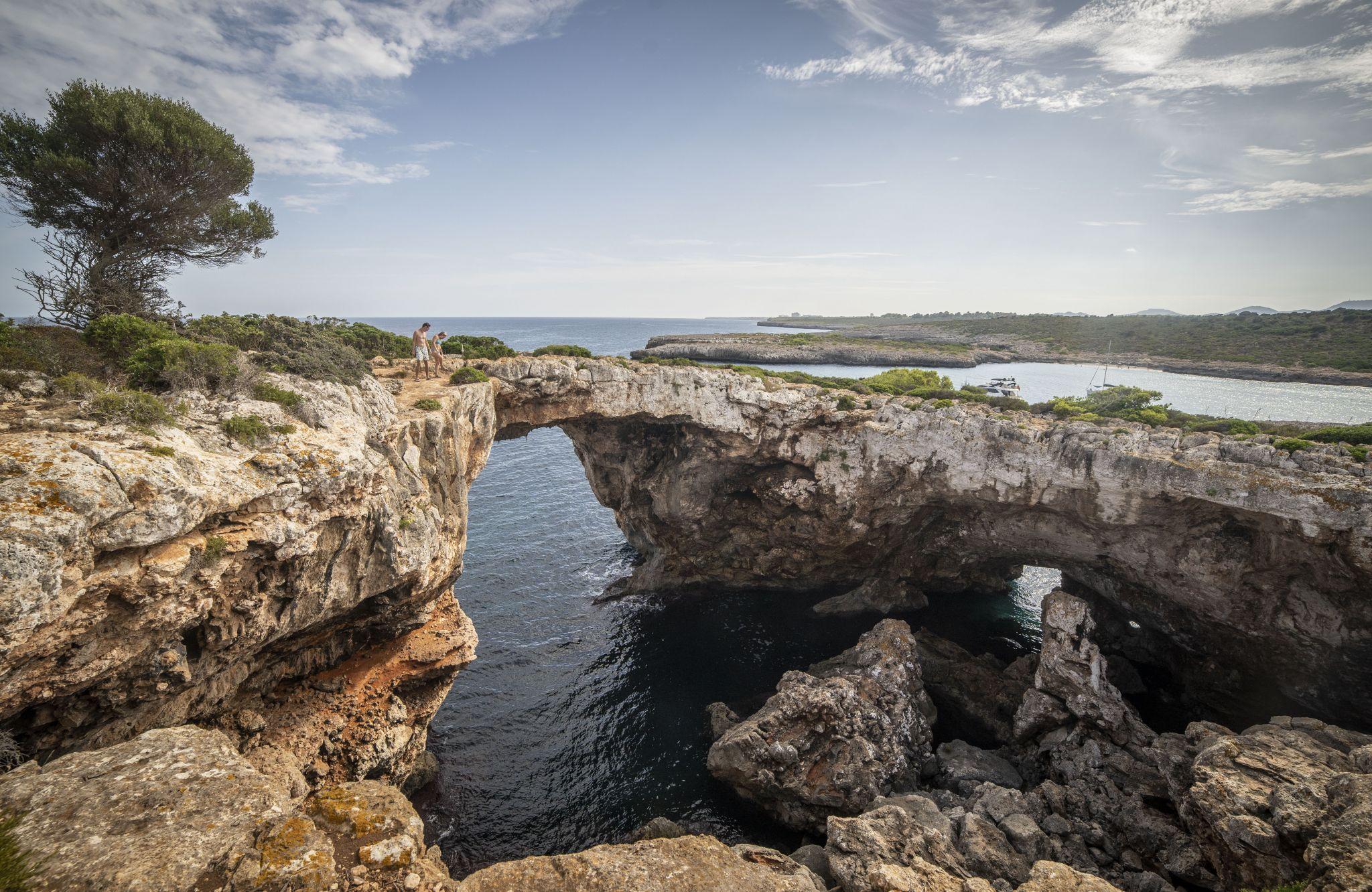 Puente Natural, Spain