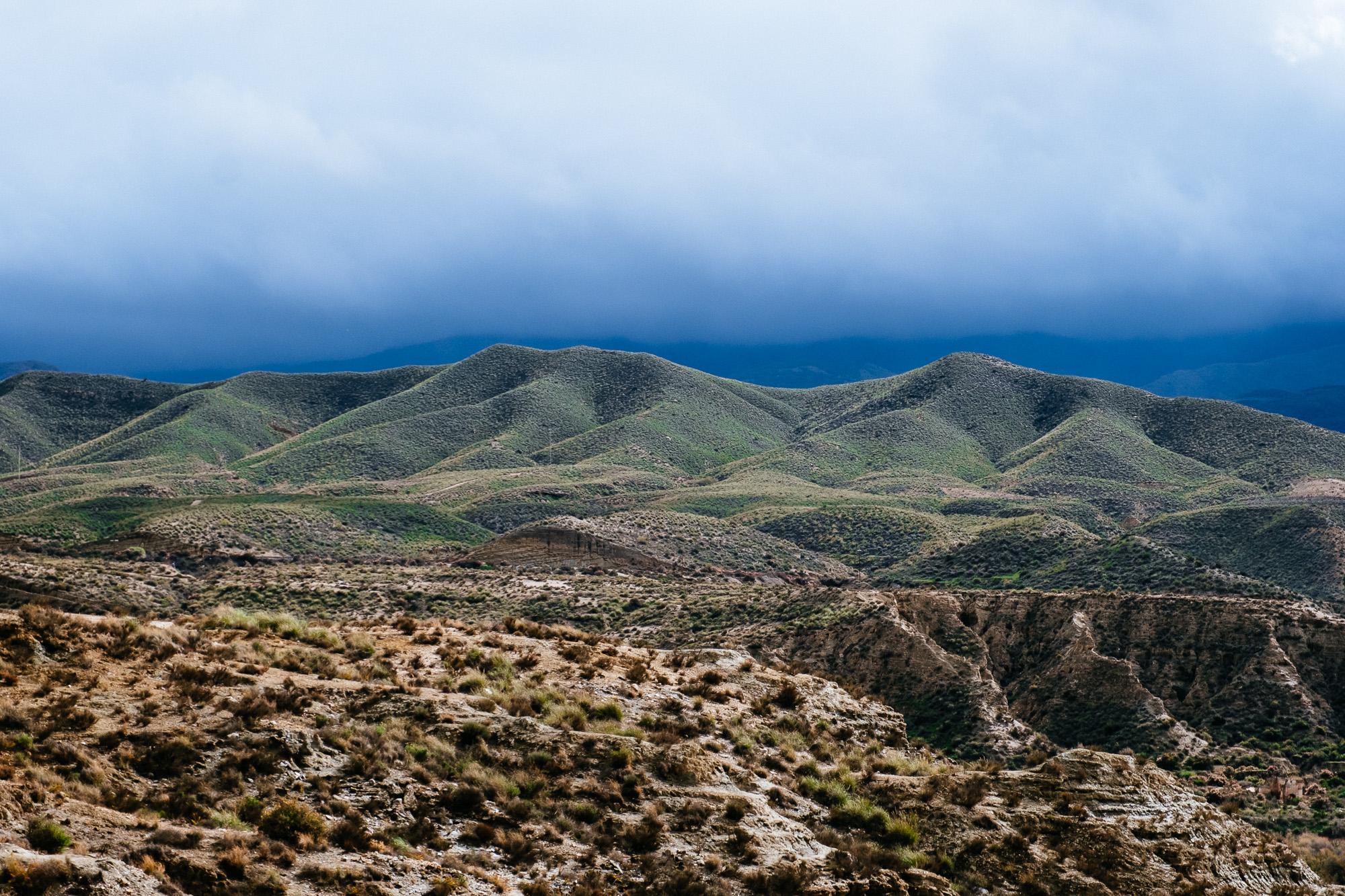 Tabernas Mountains, Spain
