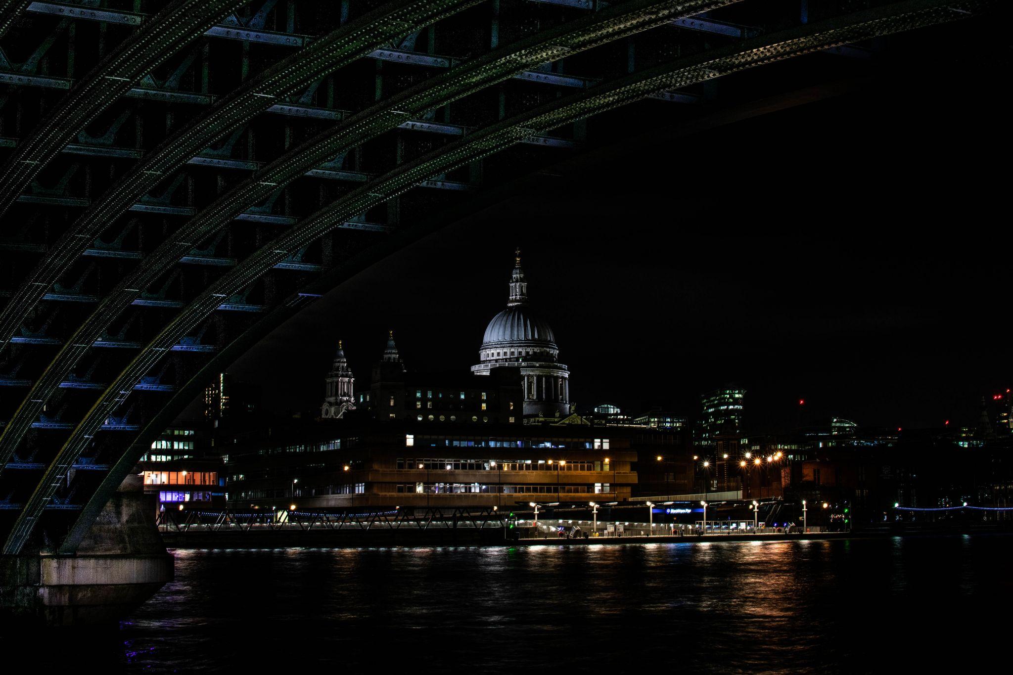 Under Blackfriars Bridge, United Kingdom