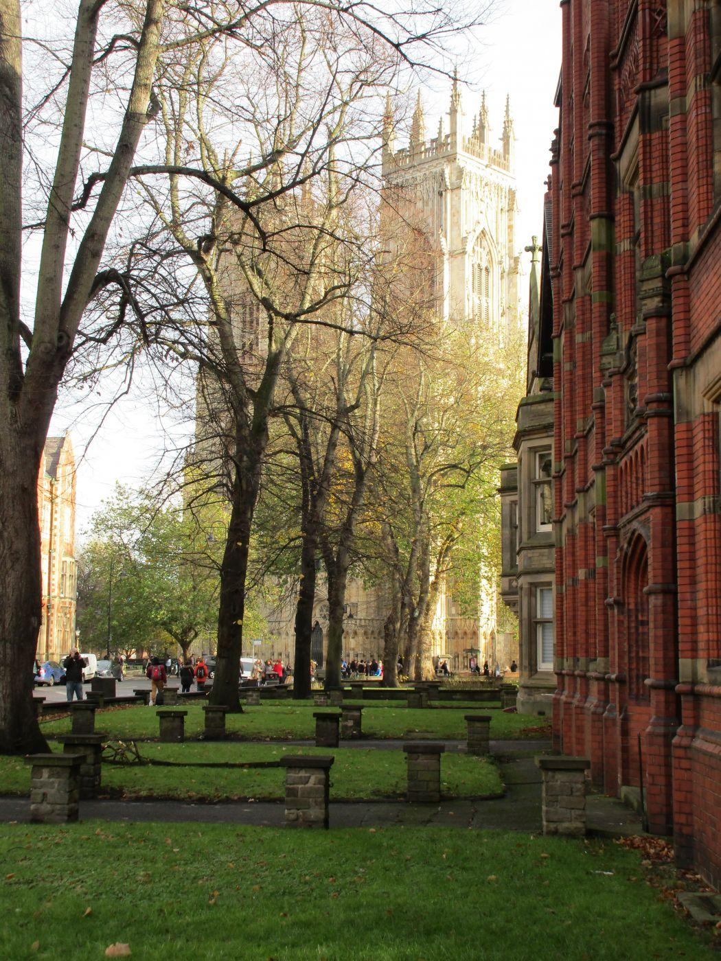 York Minister/ York Cathedral, United Kingdom