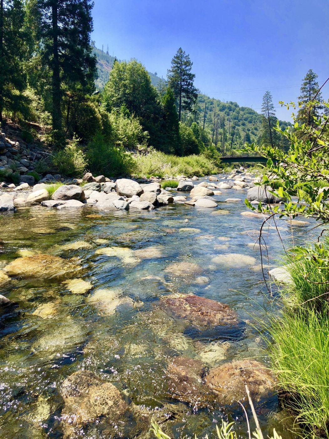 American River, USA