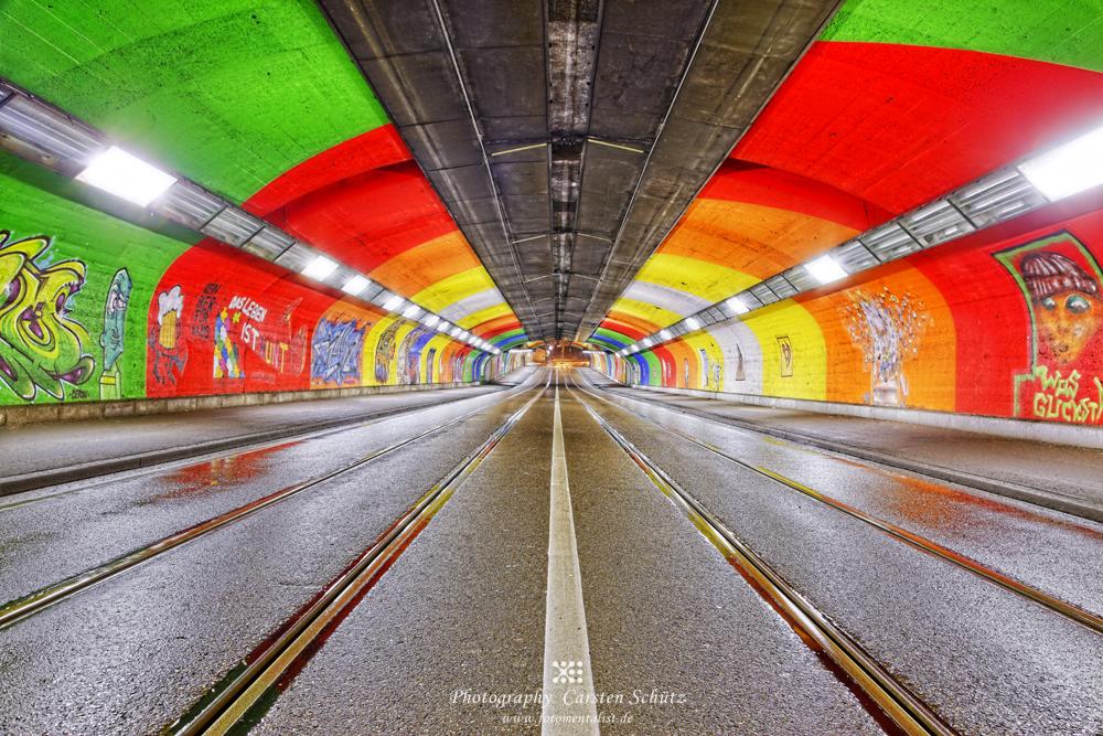Augsburger Kunsttunnel, Germany