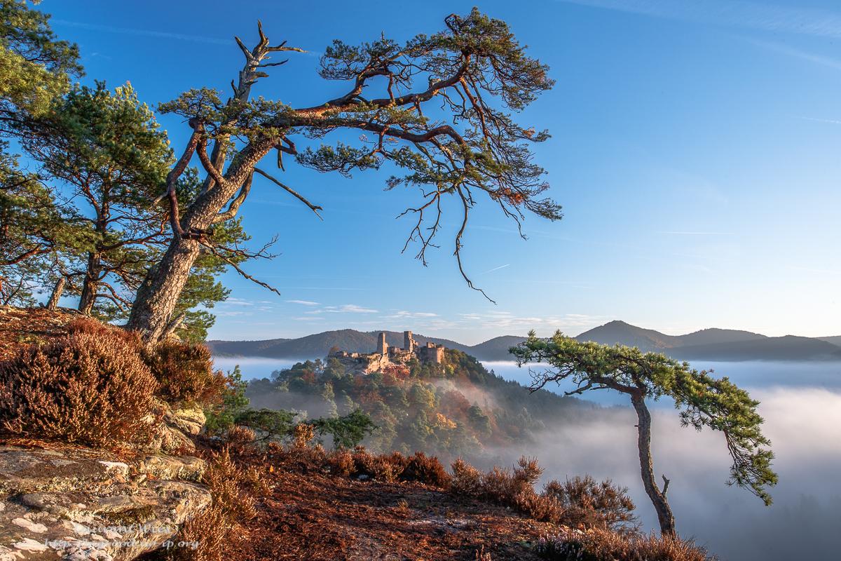 Castles of Dahn, Germany