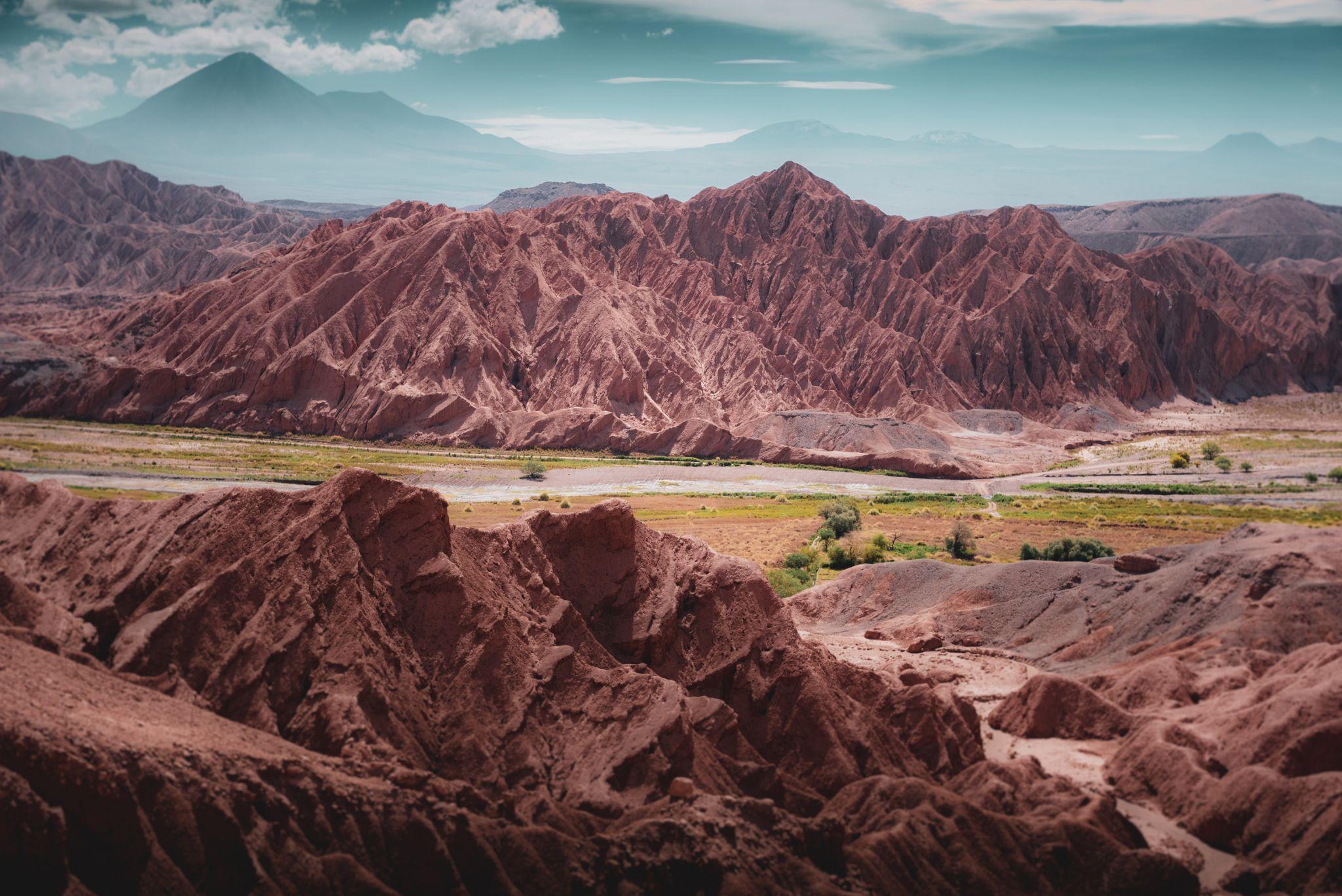 Catarpe Valley, San Pedro Atacama, Chile