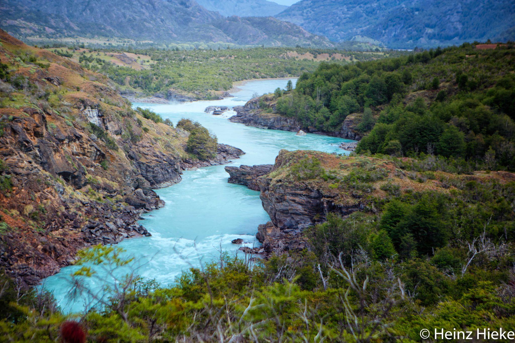 Confluenca, Chile