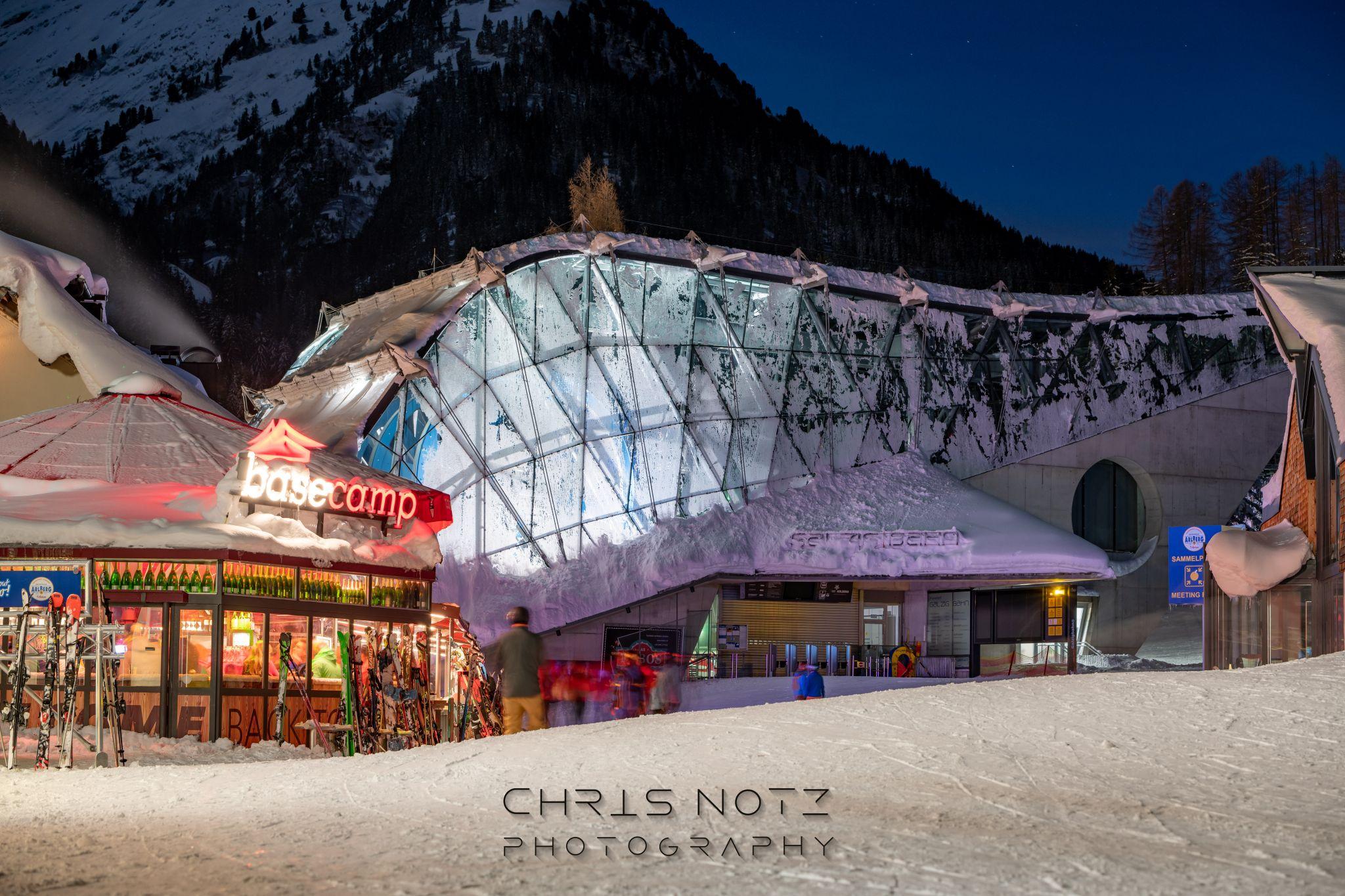 Galzig Talstation, Austria