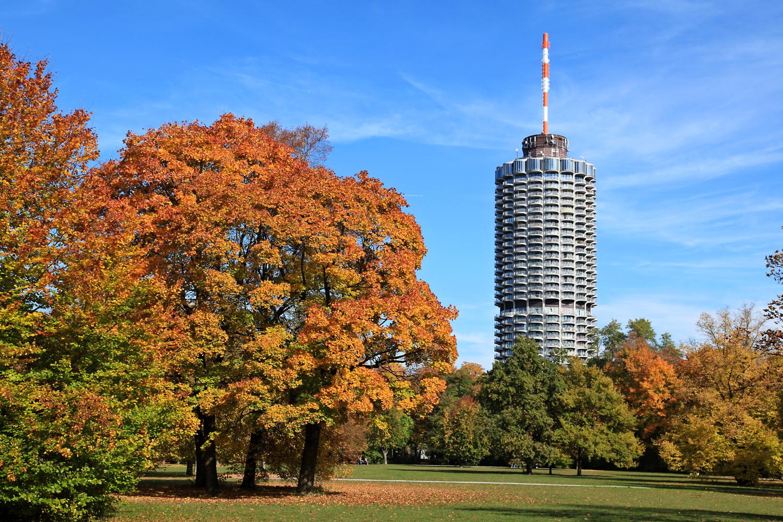 Hotelturm am Wittelsbacher Park, Germany
