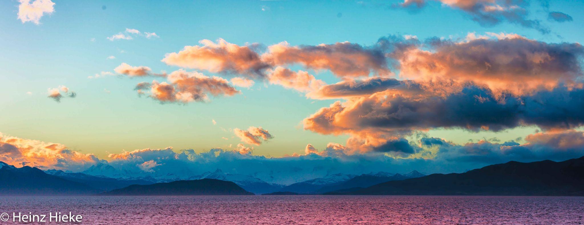Islas Tuckers, Chile