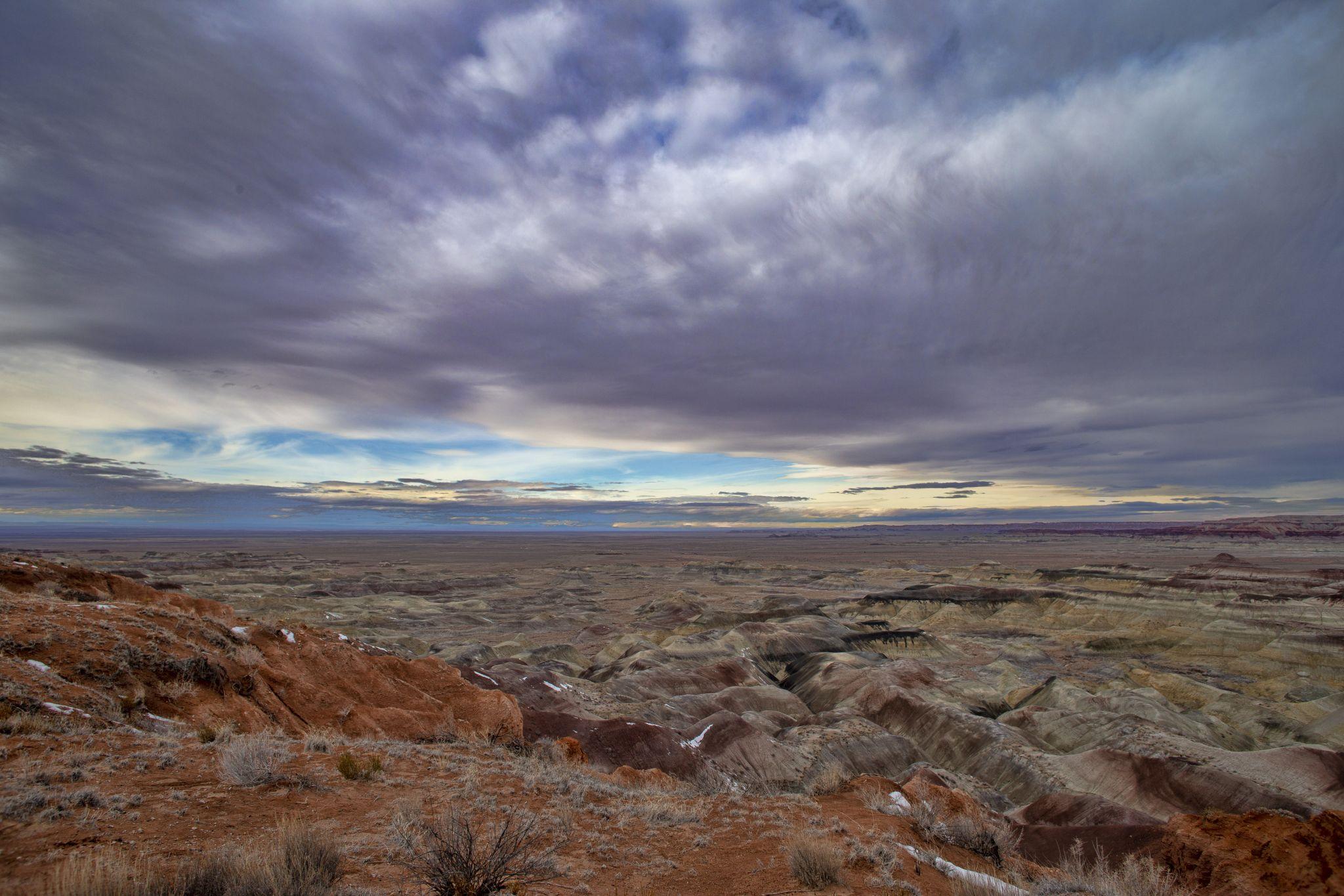 Little Painted Desert, USA