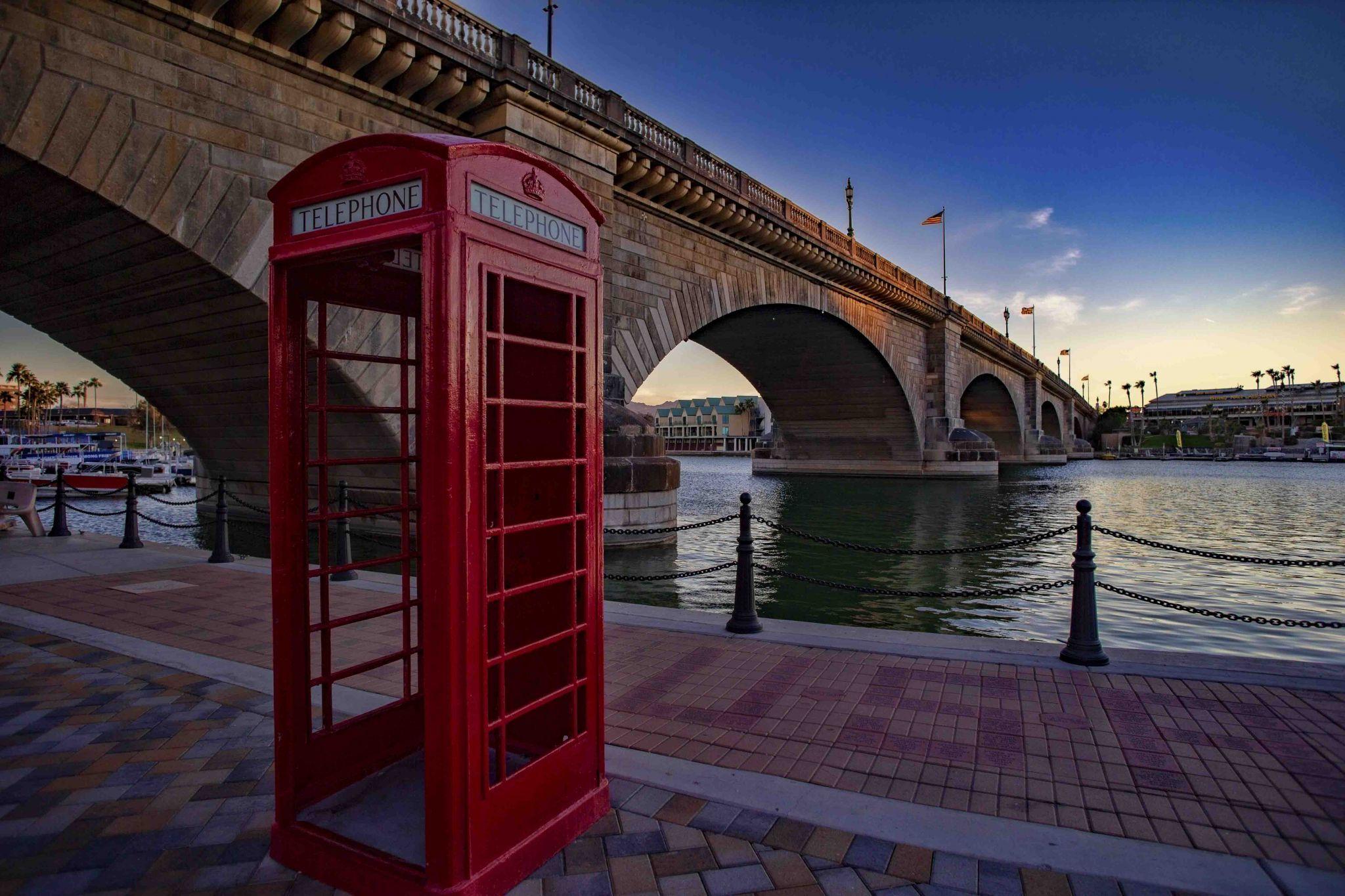 London Bridge, Lake Havasu City, USA