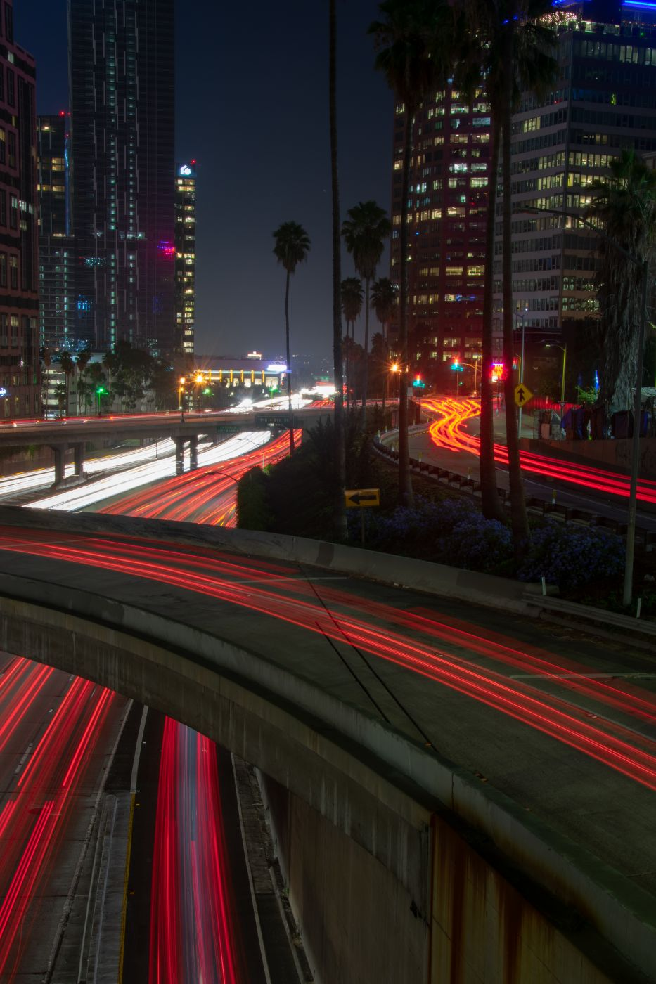 Los Angeles Freeways, USA