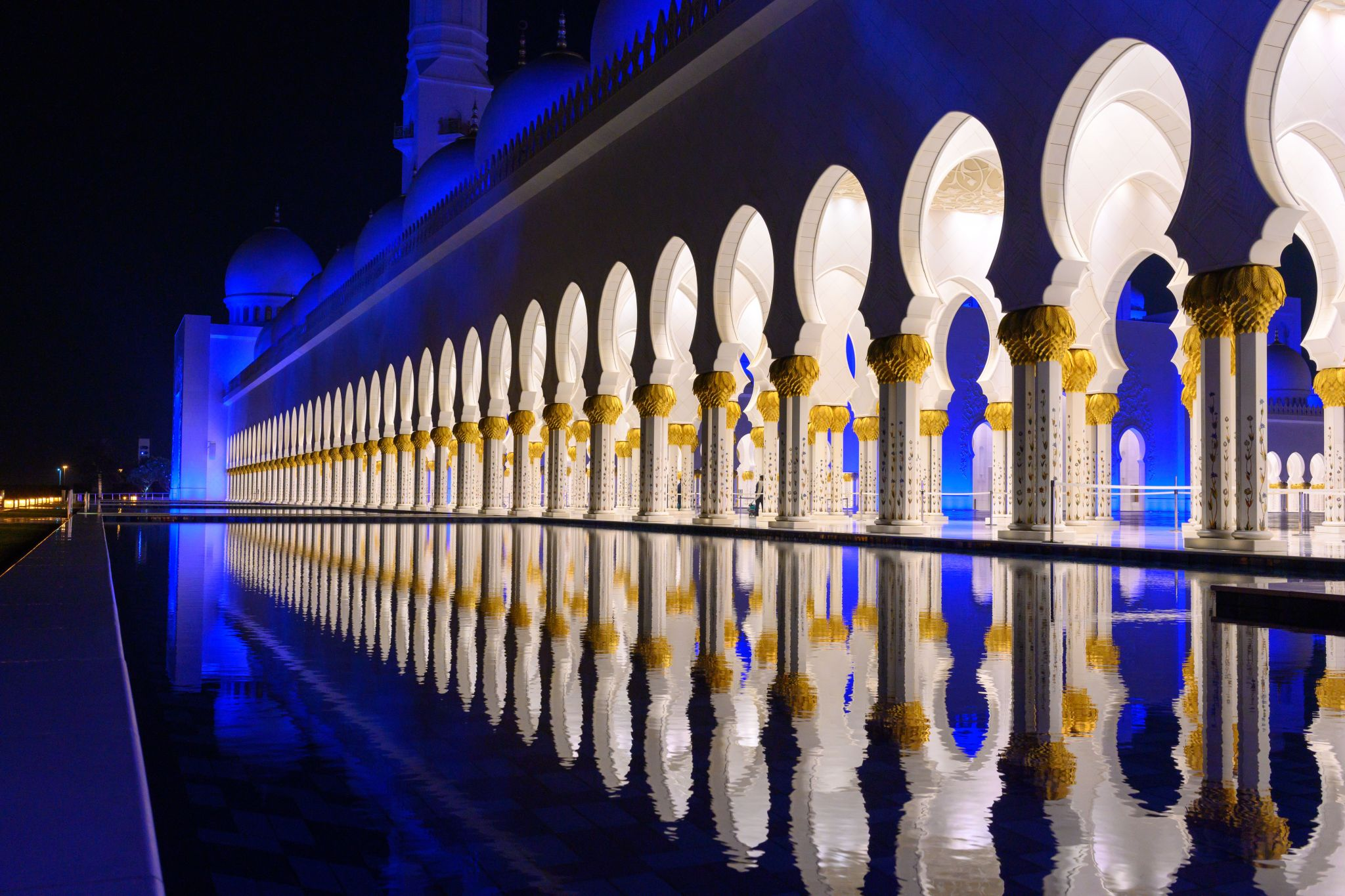 Sheikh Zayed Grand Mosque, United Arab Emirates