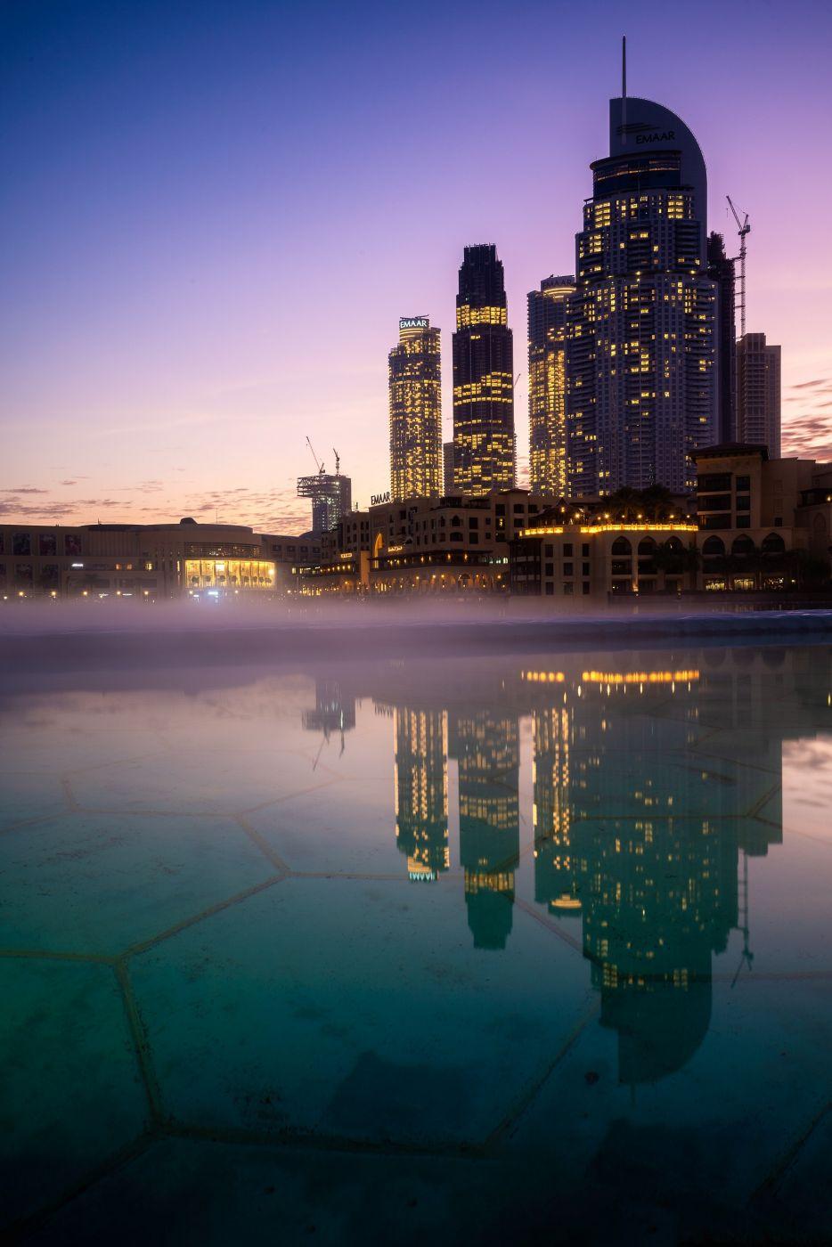 the address hotel, United Arab Emirates