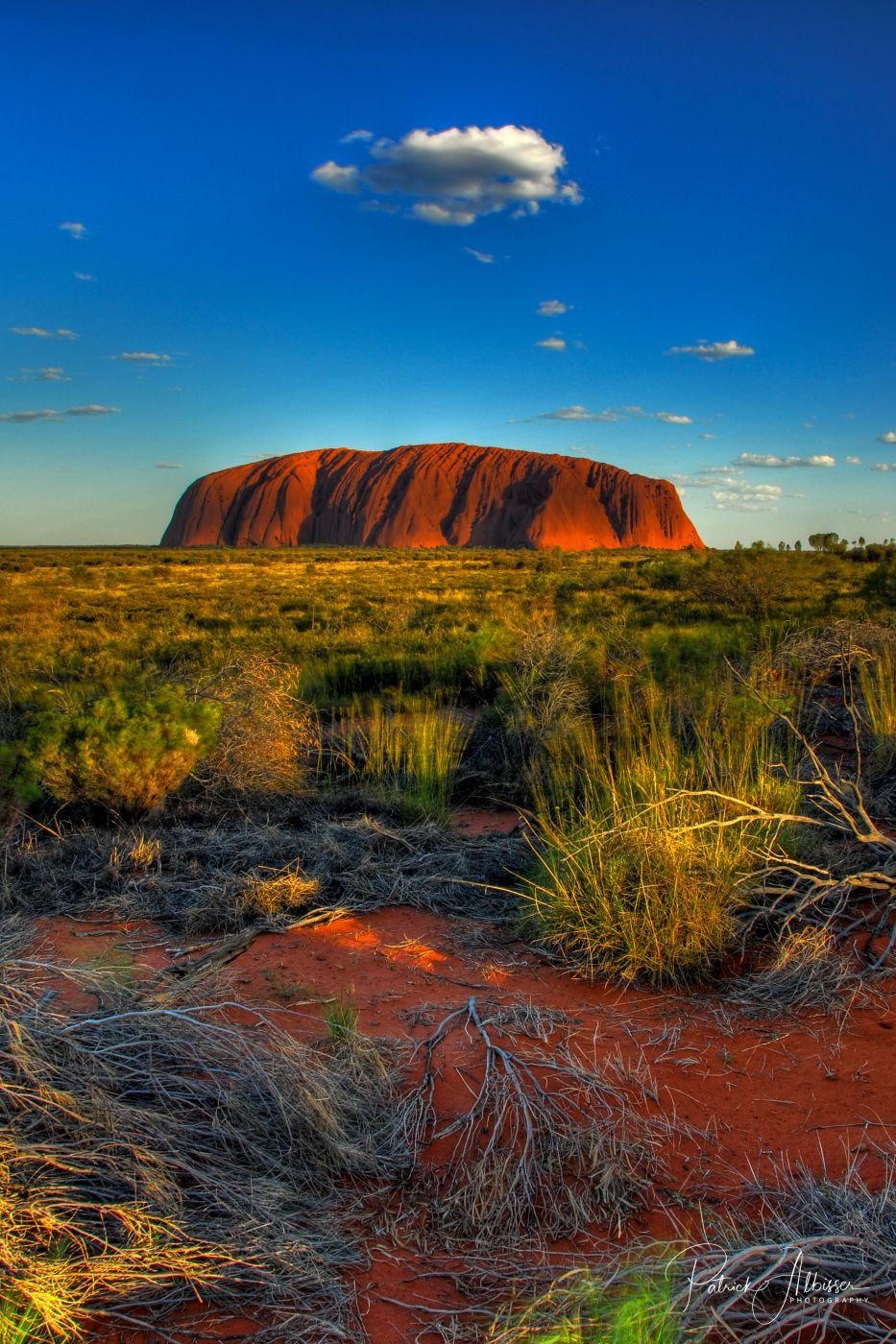 Uluṟu Kata Tjuta Nationalpark, Australia