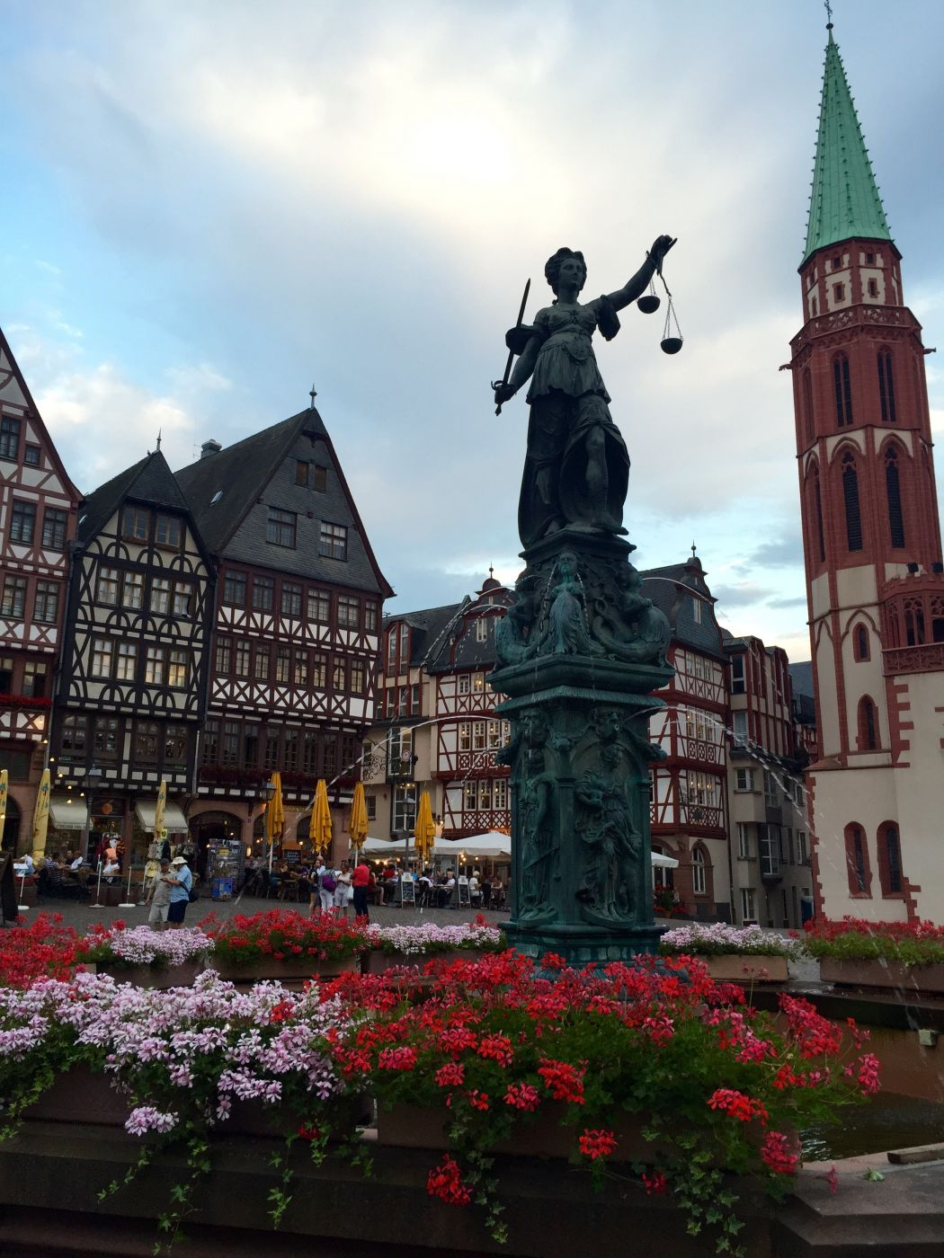 Walk about, Germany
